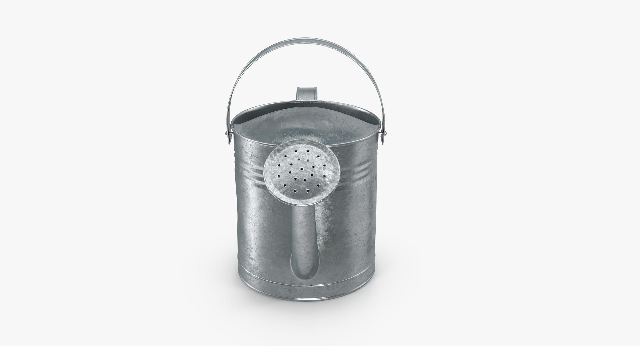 Metal Watering Can - reel 1