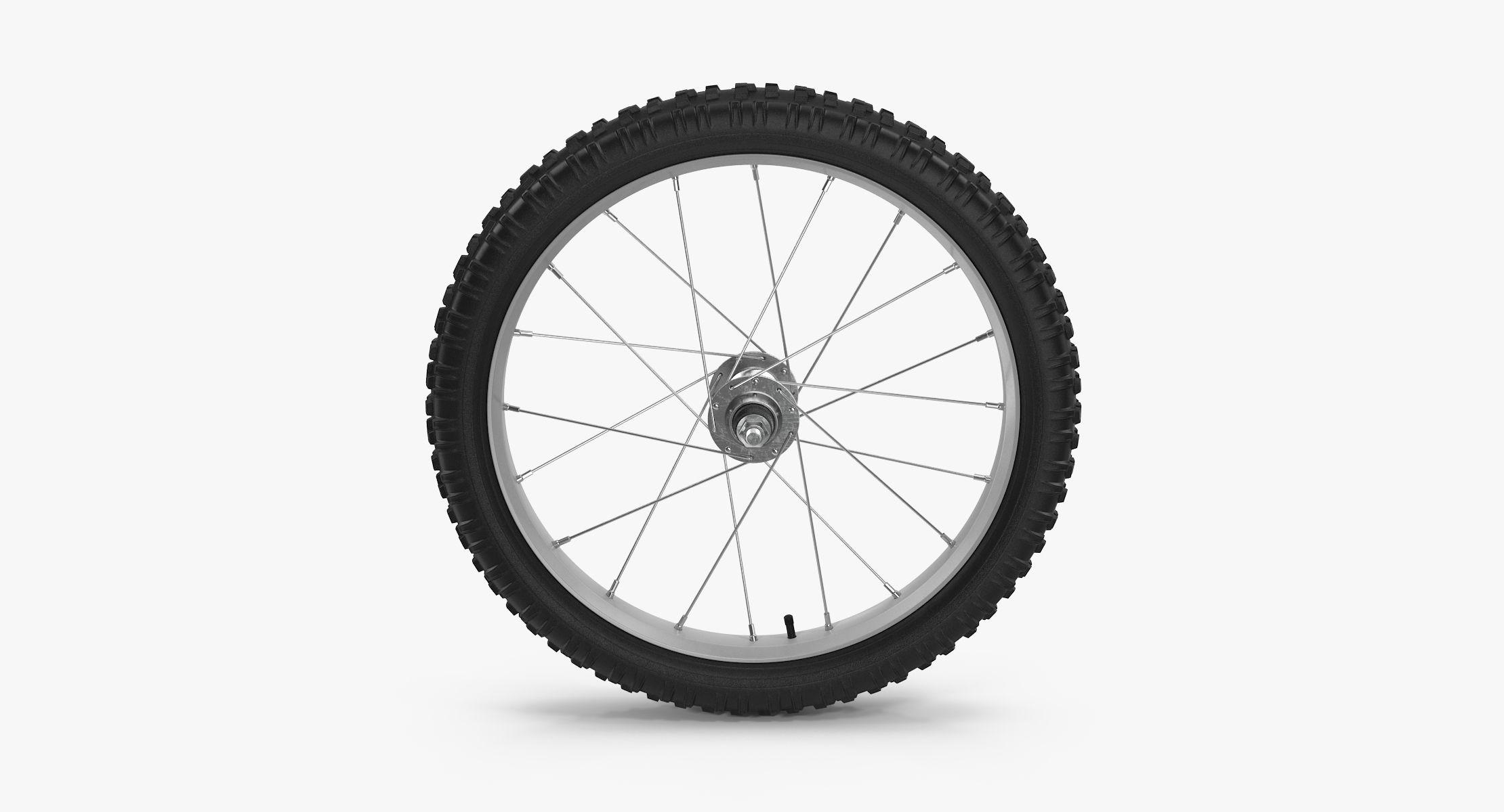 Bike Tire - reel 1