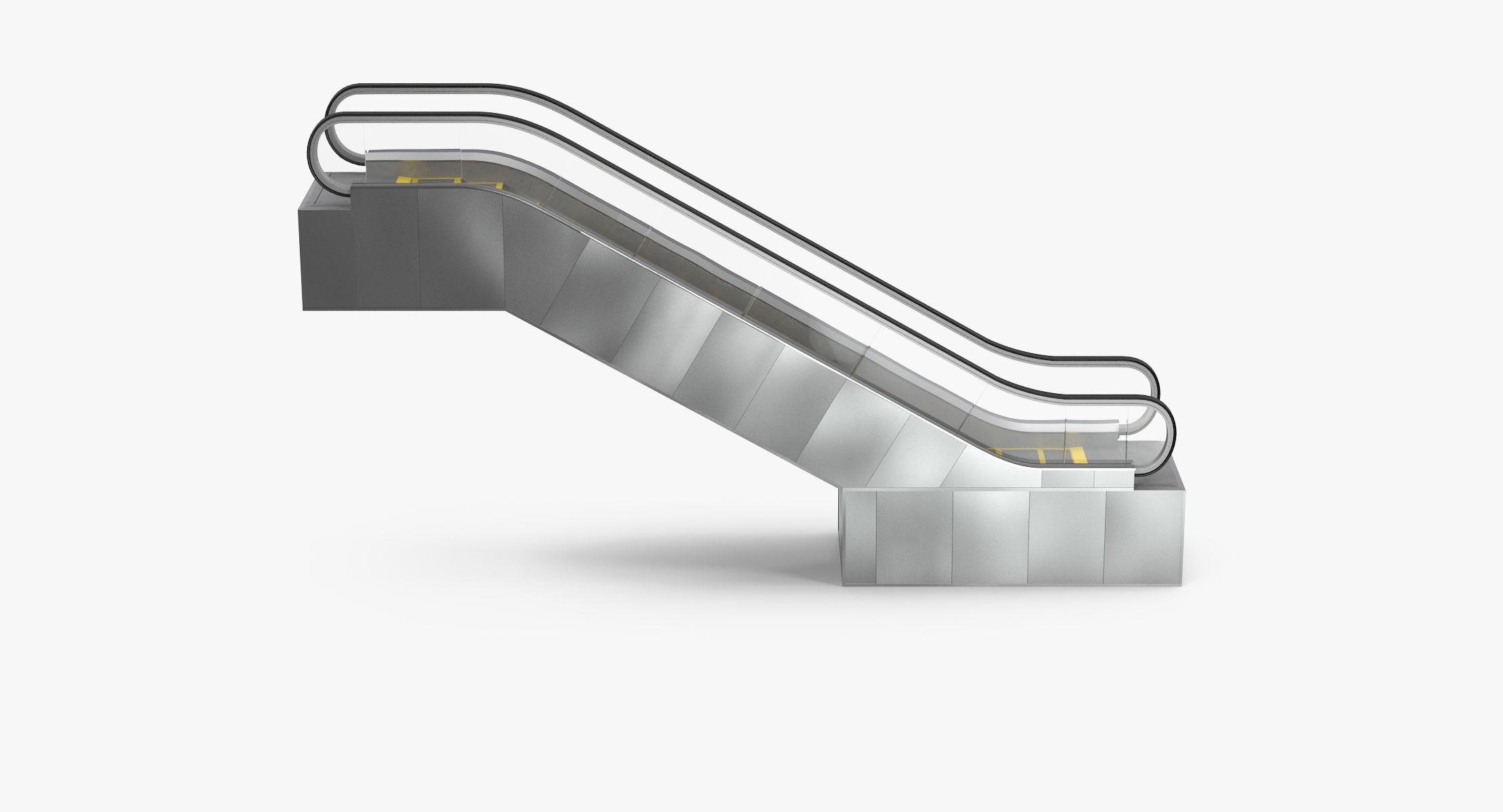 Escalator - reel 1