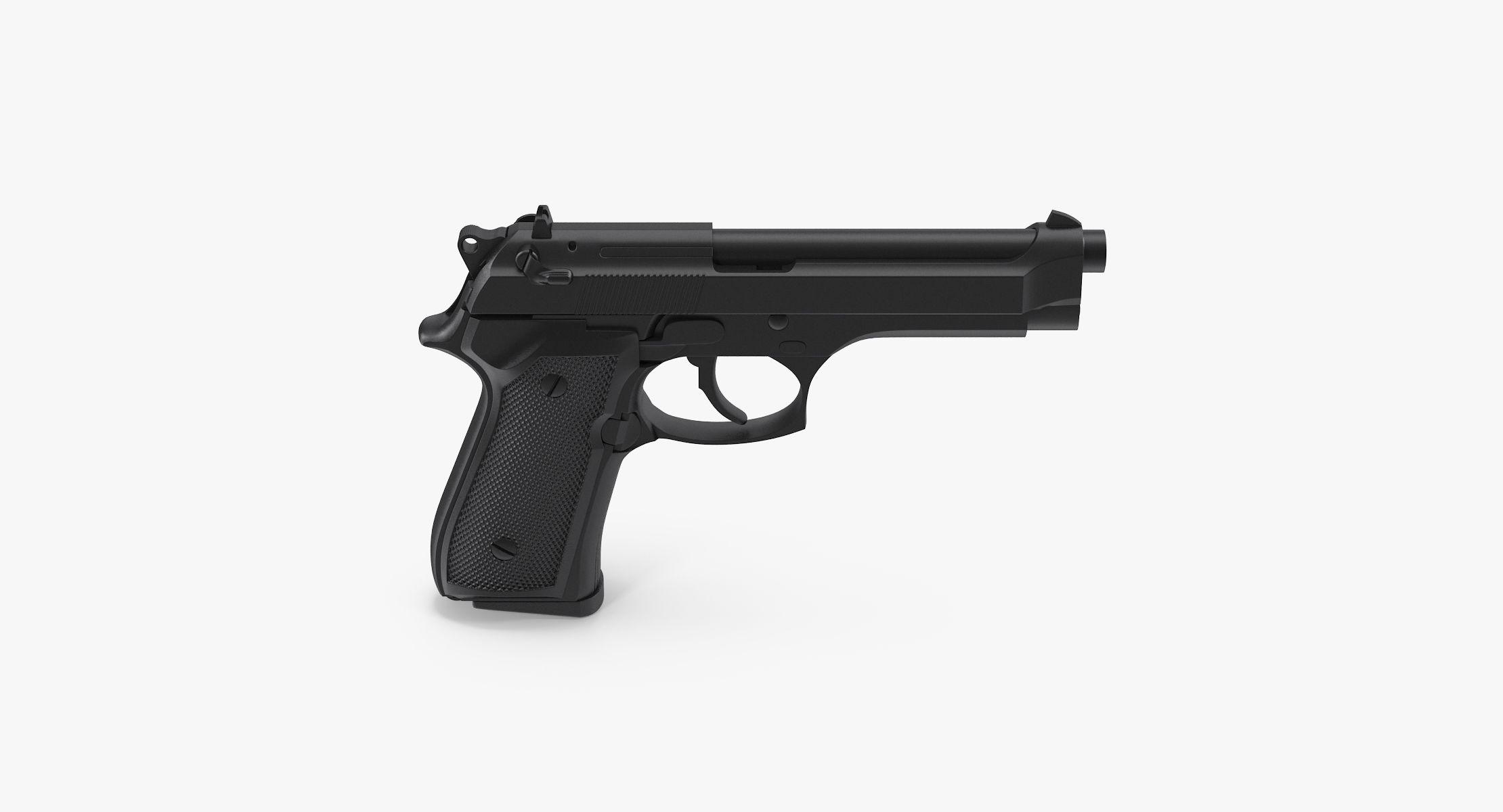 Semi-Automatic Pistol - reel 1