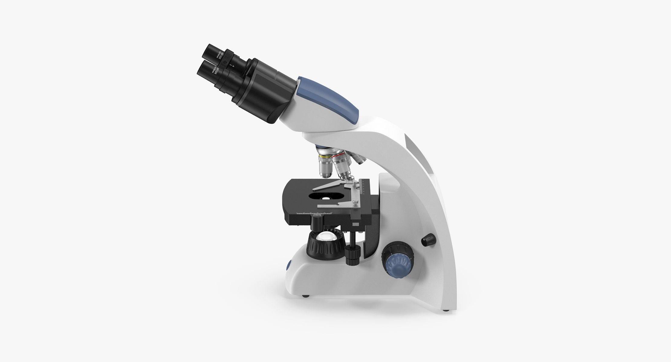 Compound Microscope - reel 1