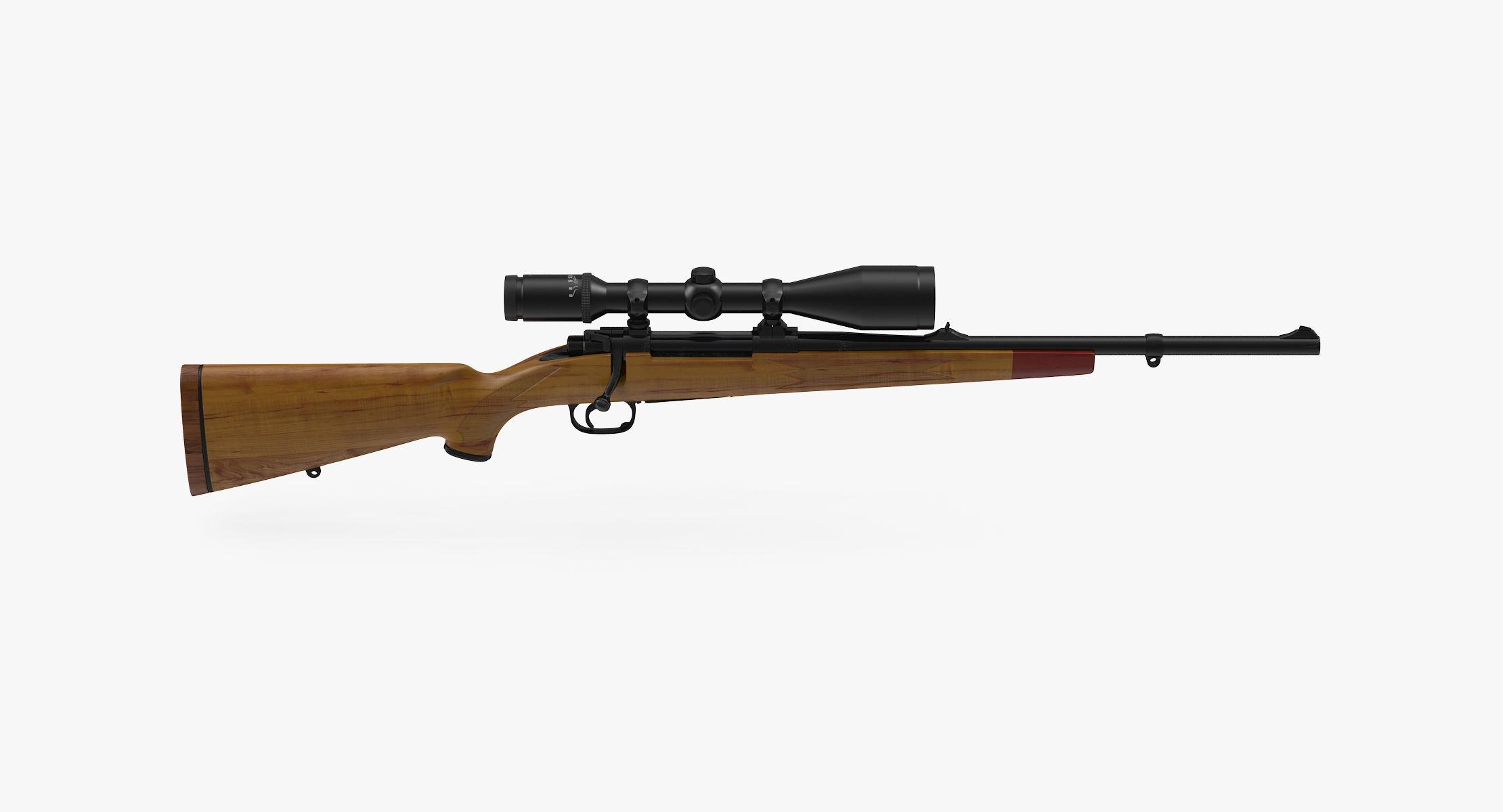 Hunting Rifle - reel 1