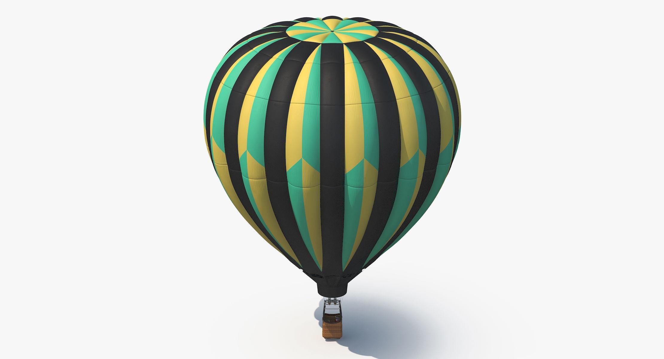 Hot Air Balloon - reel 1