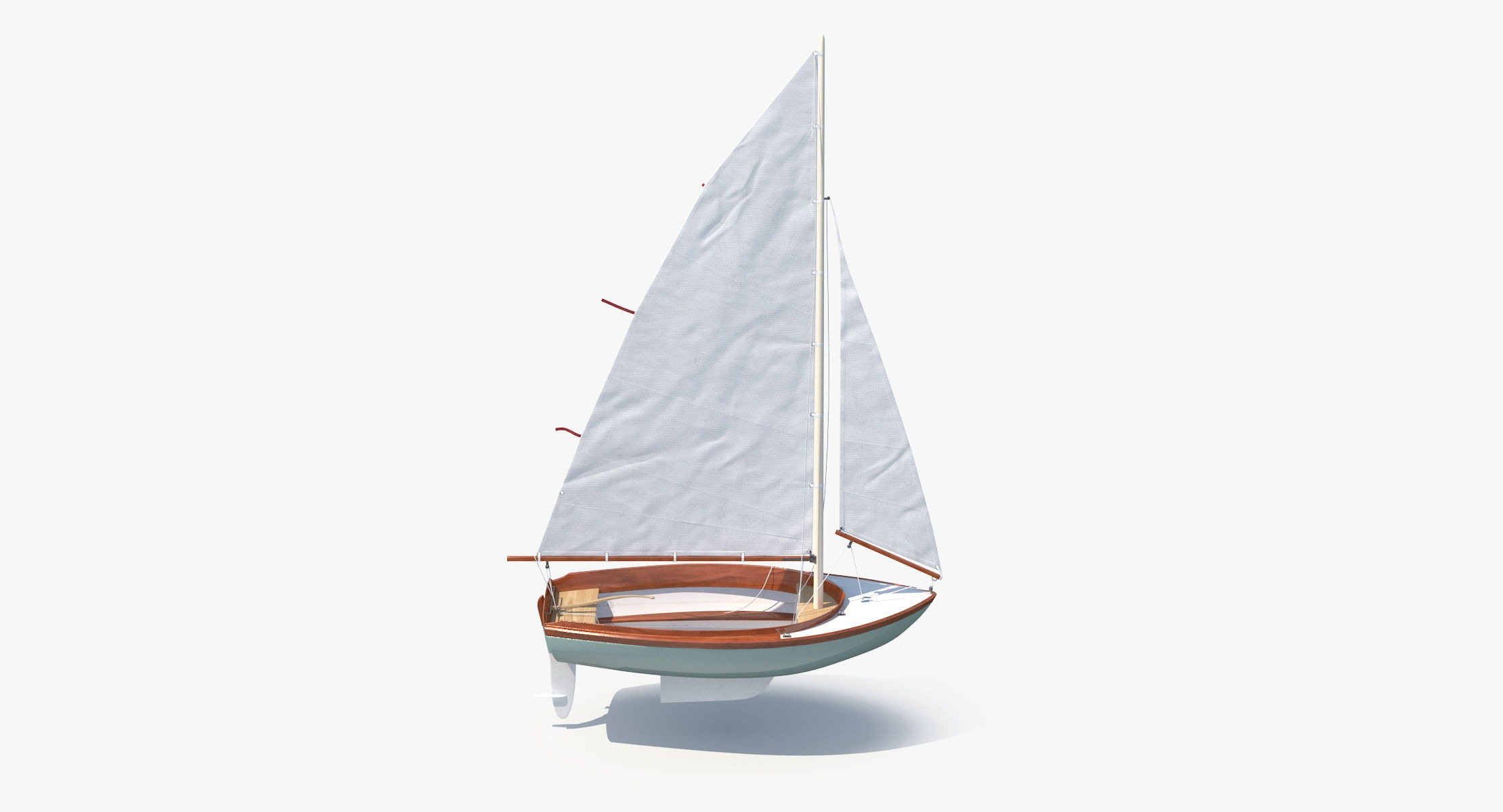 Sailboat - reel 1