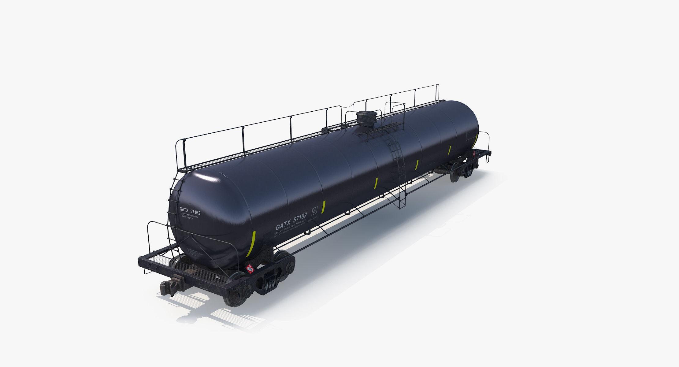 Tanker Car - reel 1