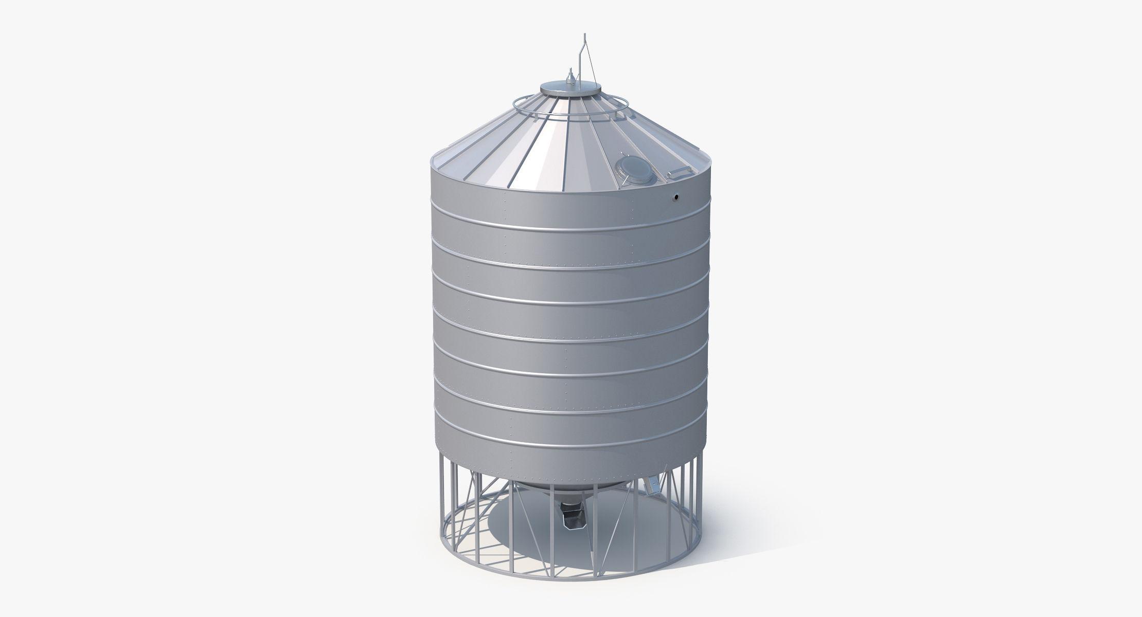 Grain Silo - reel 1