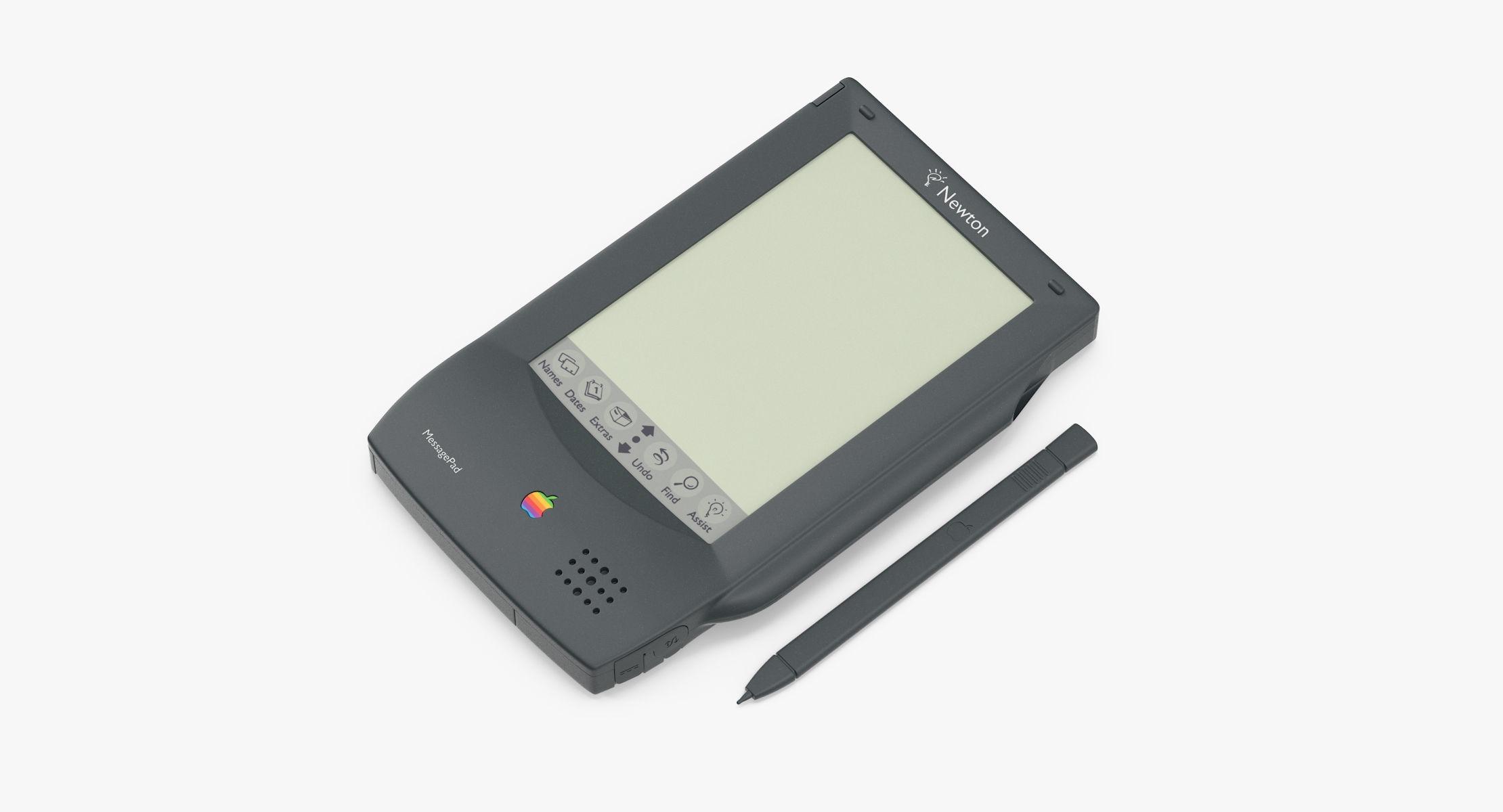 Apple Newton Message Pad (OMP) - reel 1