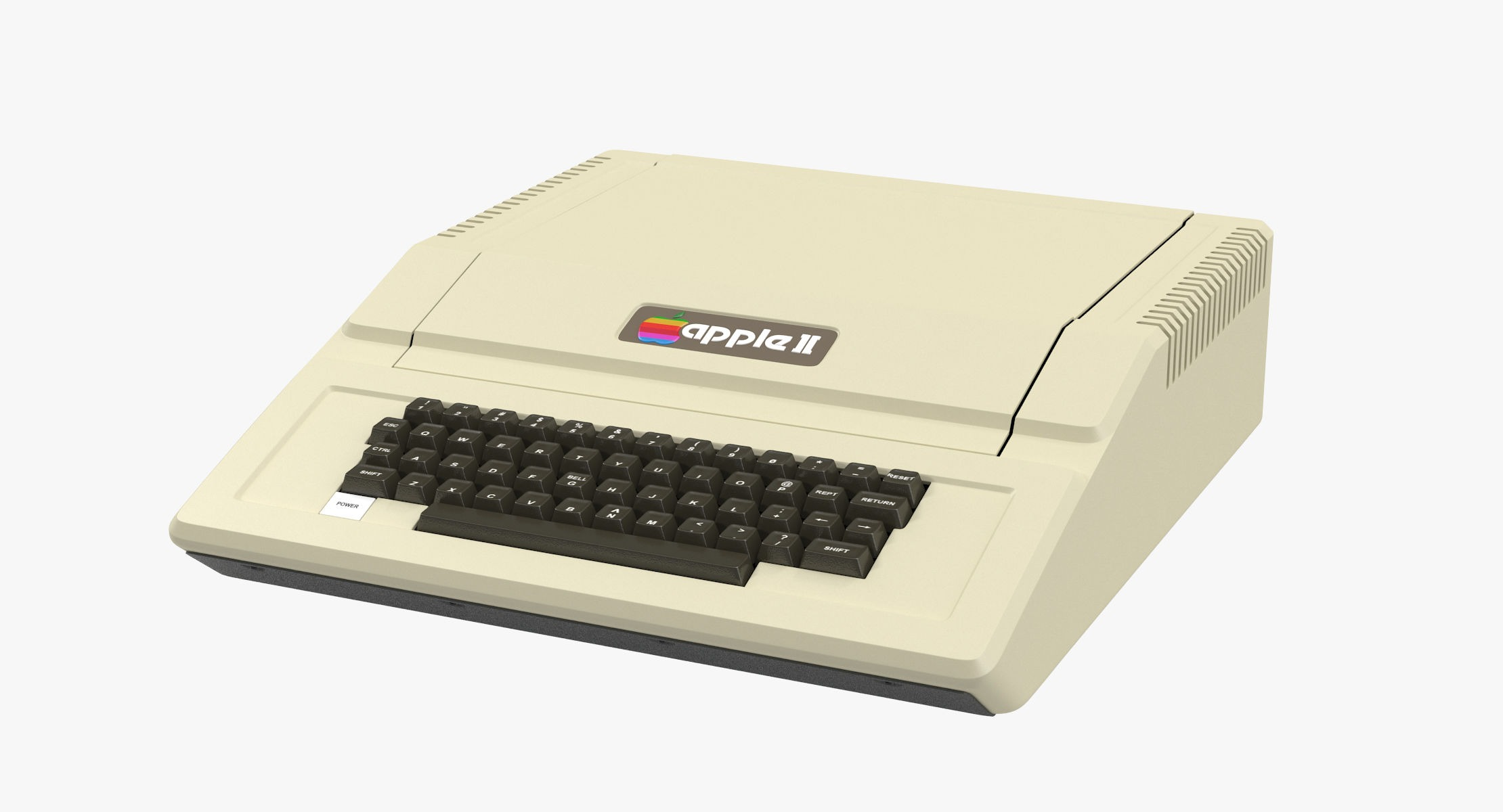 Apple IIe - reel 1