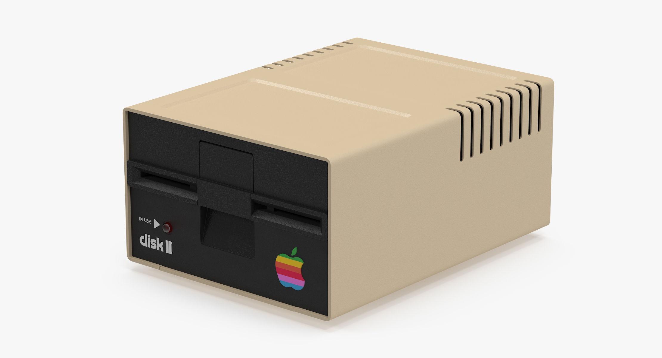 Apple Disk II - reel 1