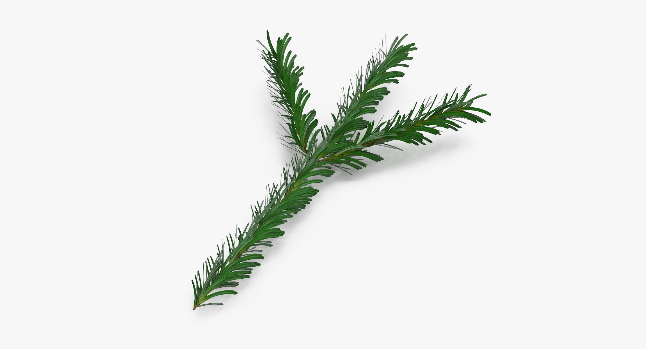 Pine Tree Sprig 01 - reel 1