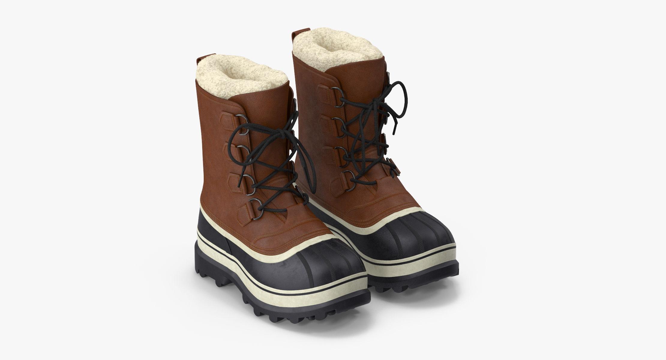 Snow Boots 01 - reel 1