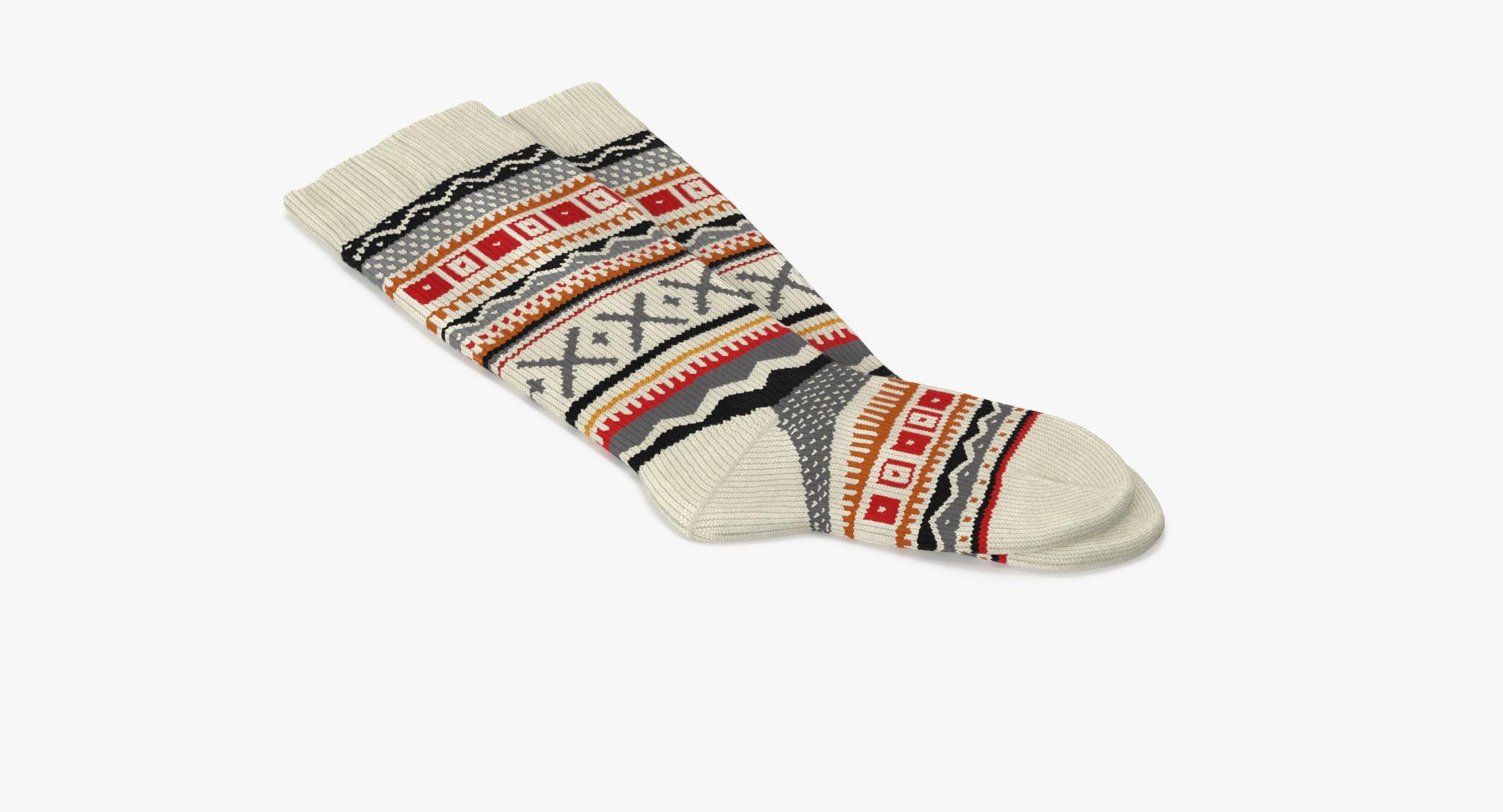 Winter Socks - reel 1