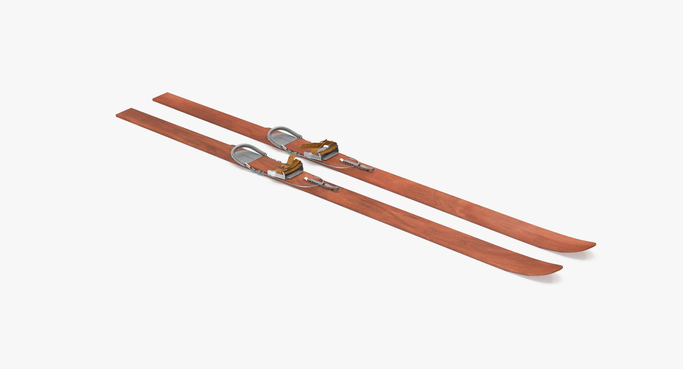 Skis - reel 1