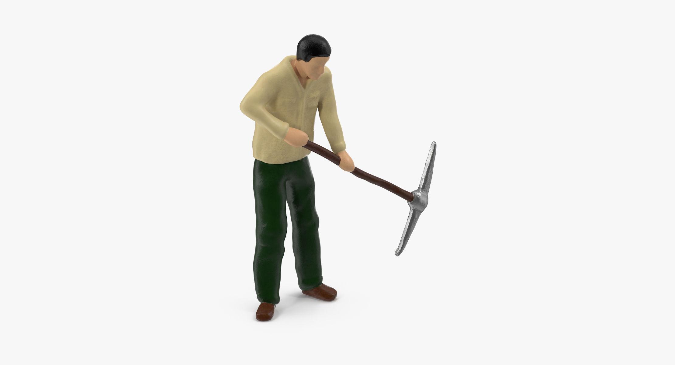 Miniature Man At Work 02 - reel 1