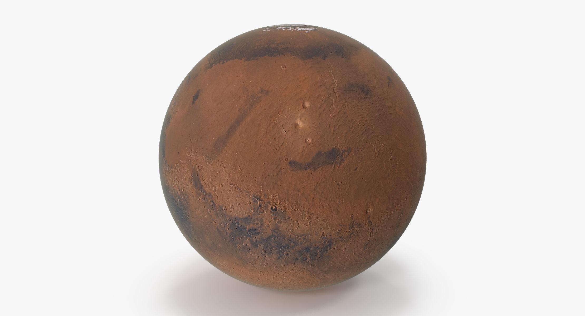 Mars - reel 1