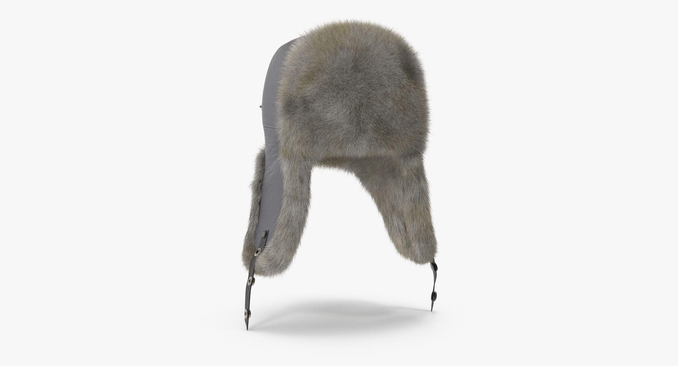 Winter Hat 03 Standing - reel 1