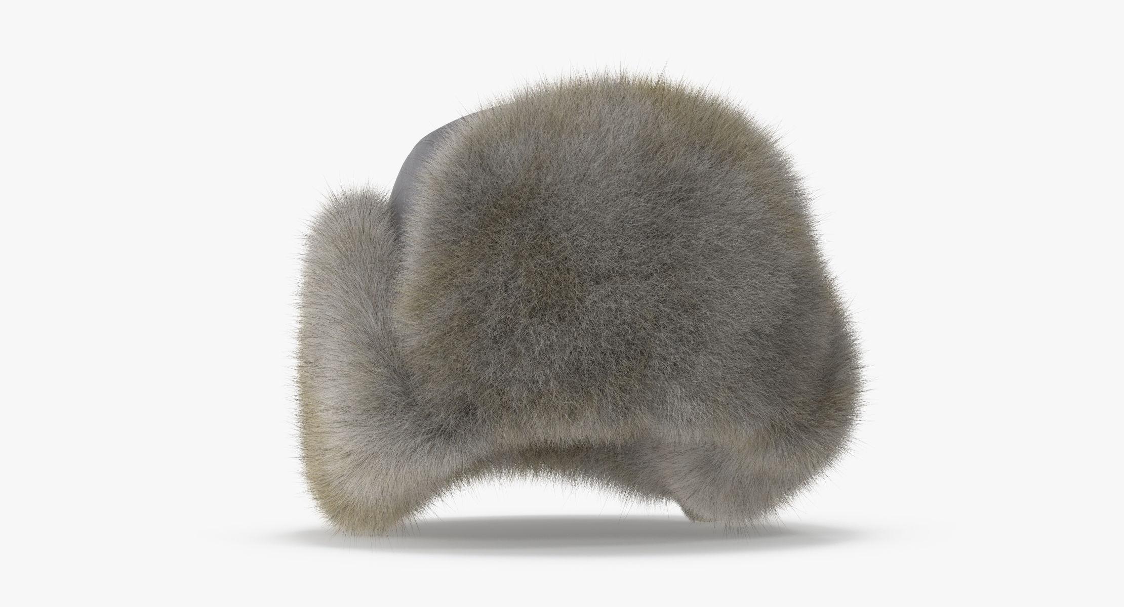 Winter Hat 03 Laying - reel 1