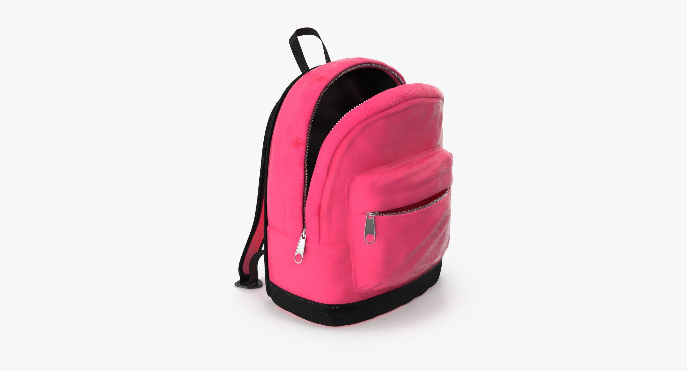 Small Kids Backpack Standing - reel 1