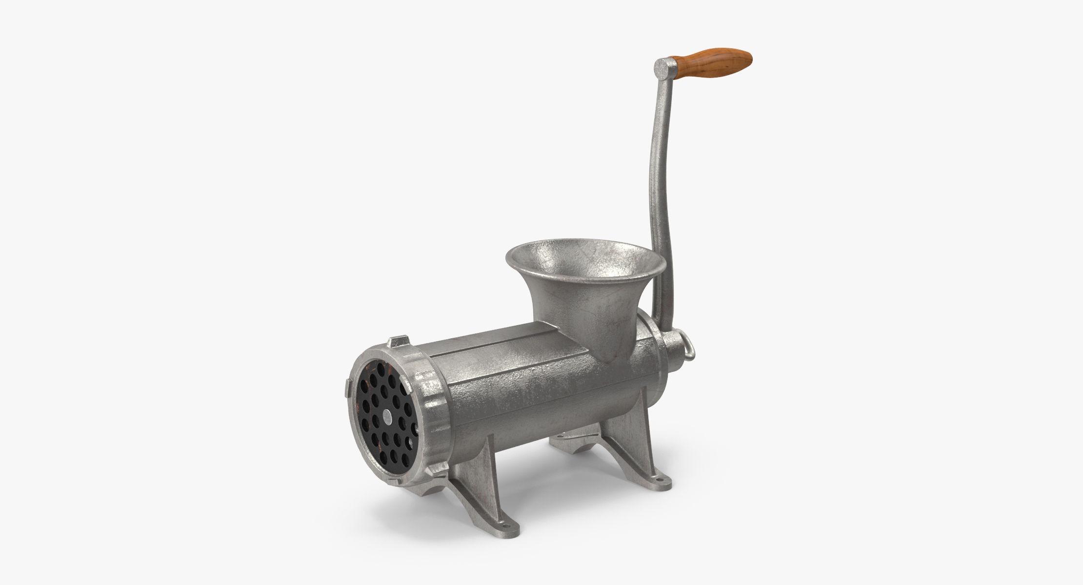 Meat Grinder - reel 1