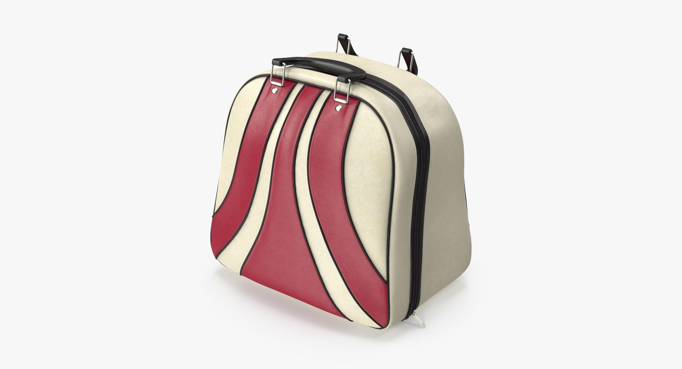 Bowling Bag Closed - reel 1