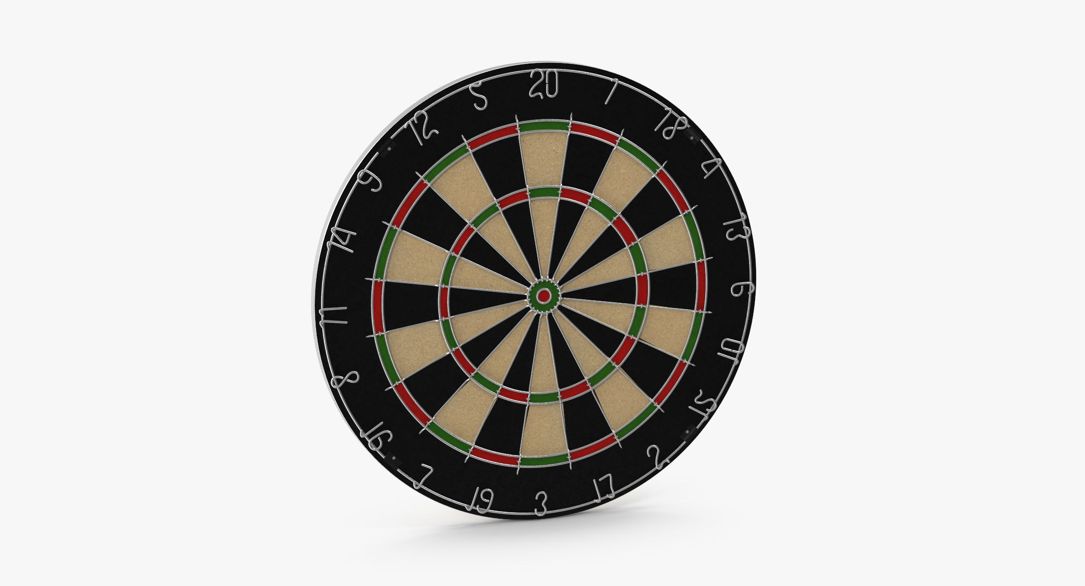 Dartboard - reel 1