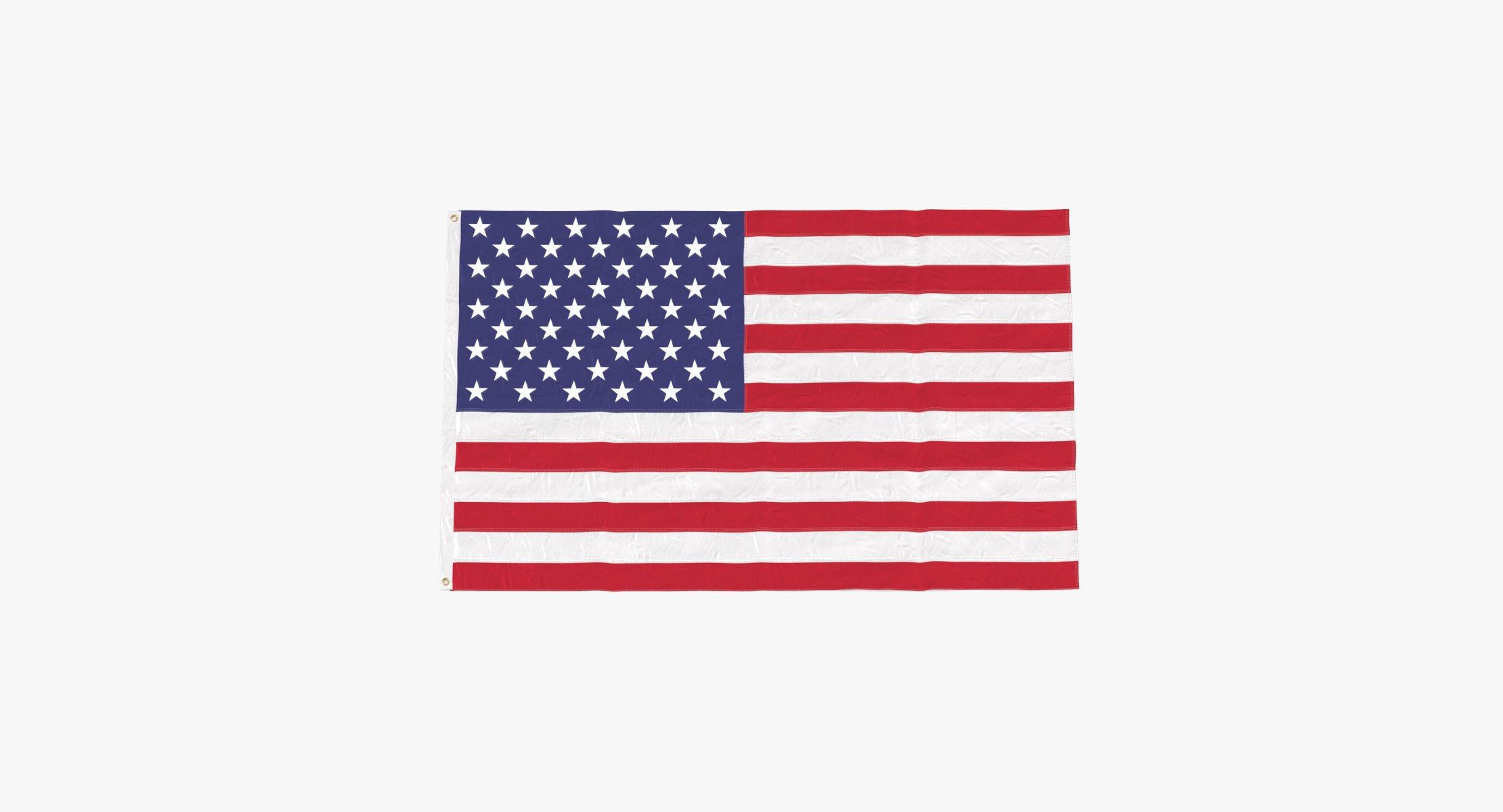 US flag 02 - reel 1