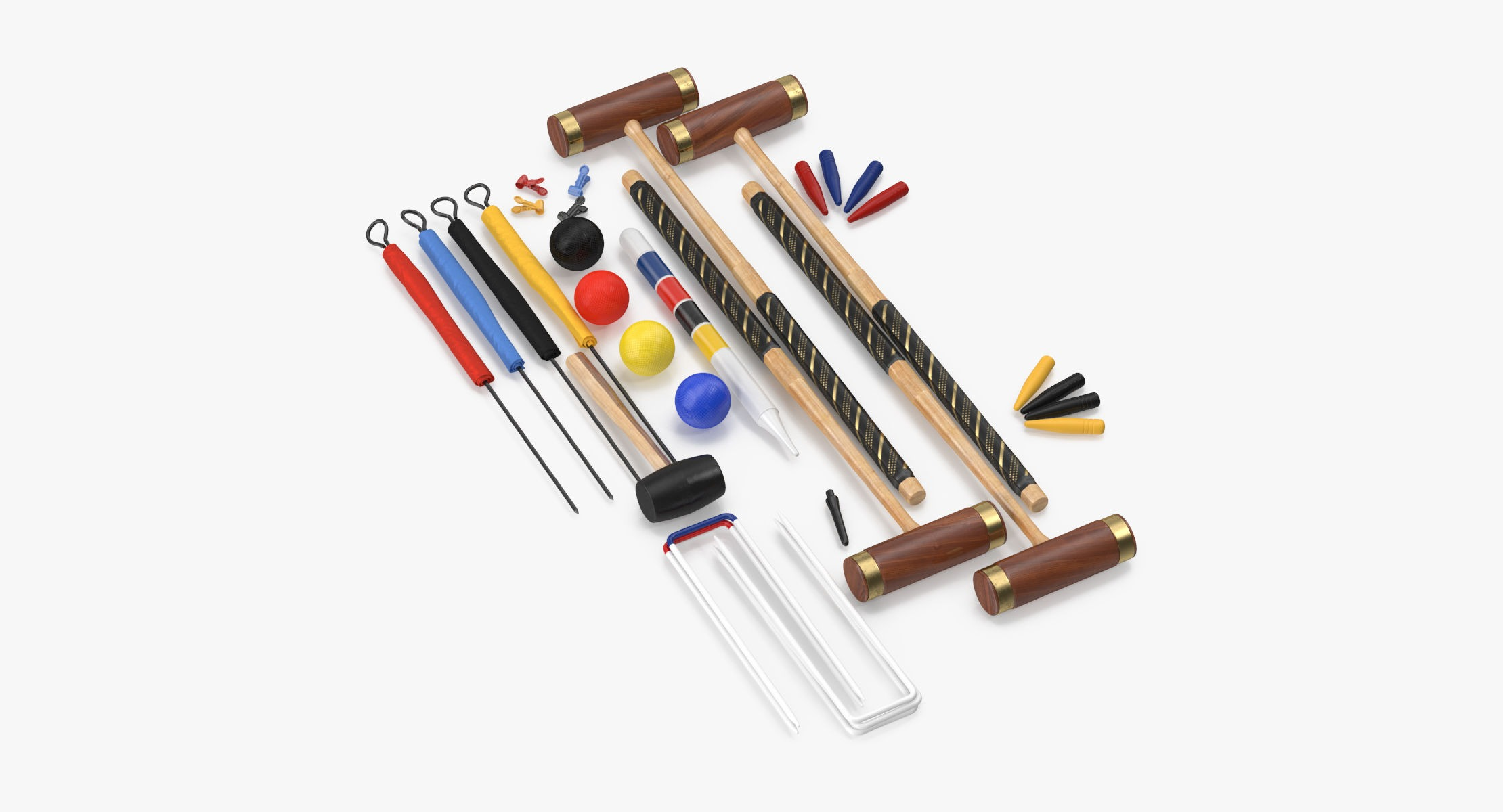 Croquet Set - reel 1
