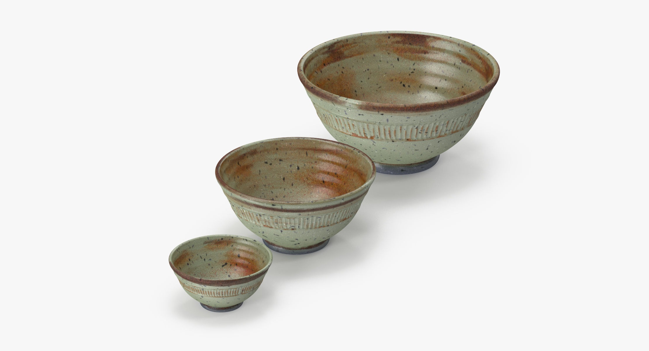Pottery Bowl 01 - reel 1