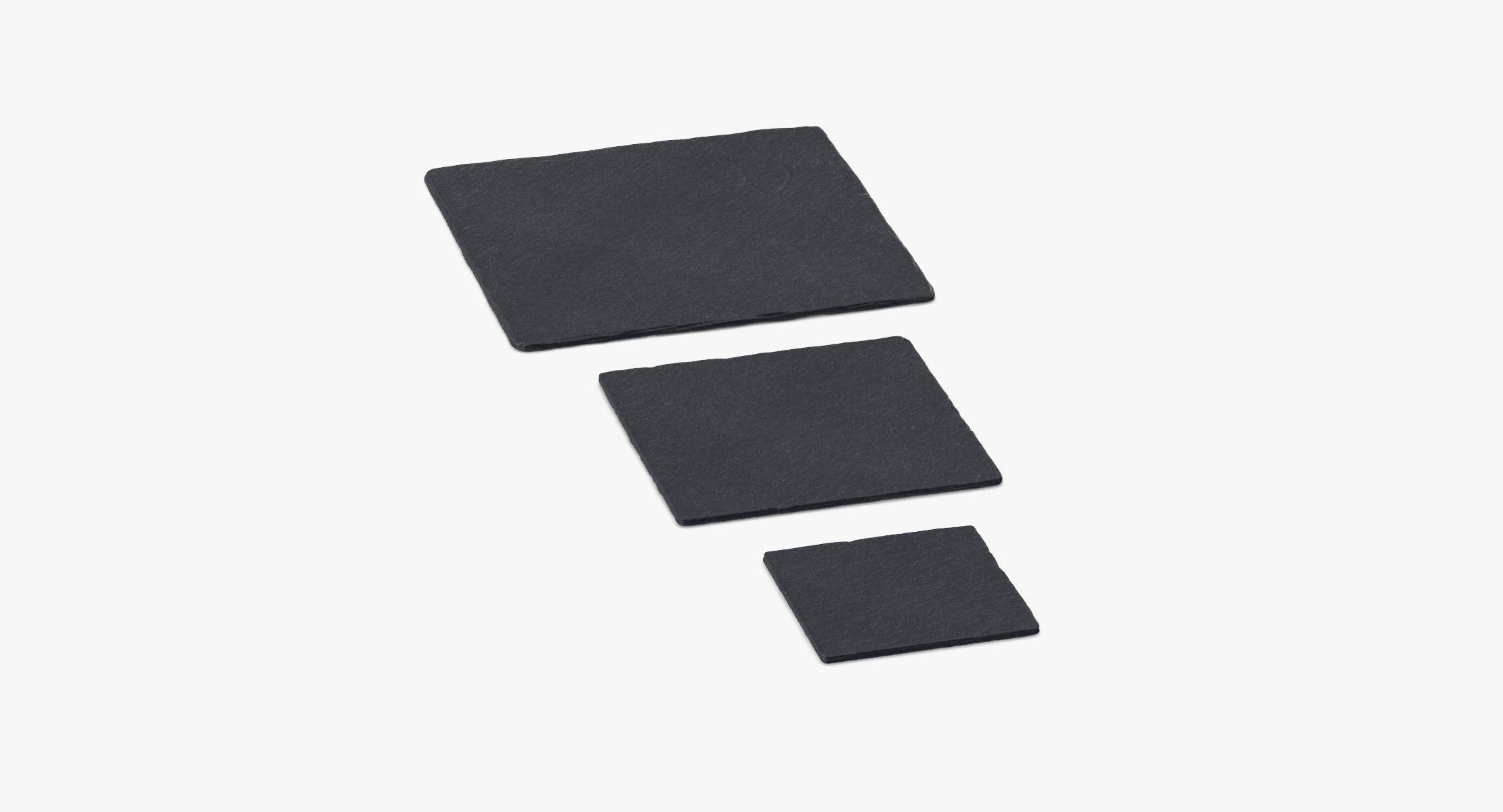 Slate Servng Plate Square - reel 1