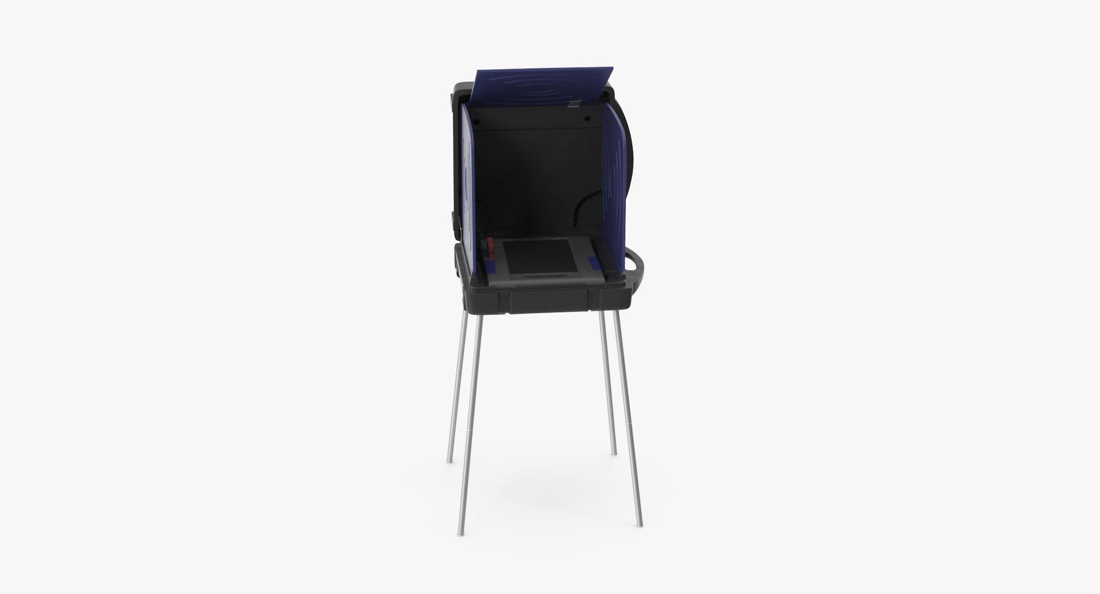 Voting Machine - reel 1