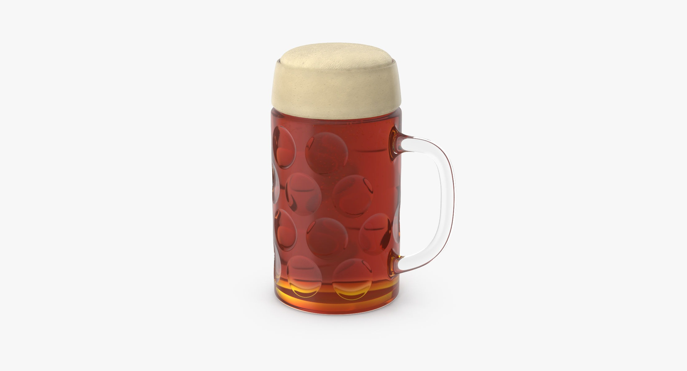 Bavarian Beer Mug - reel 1