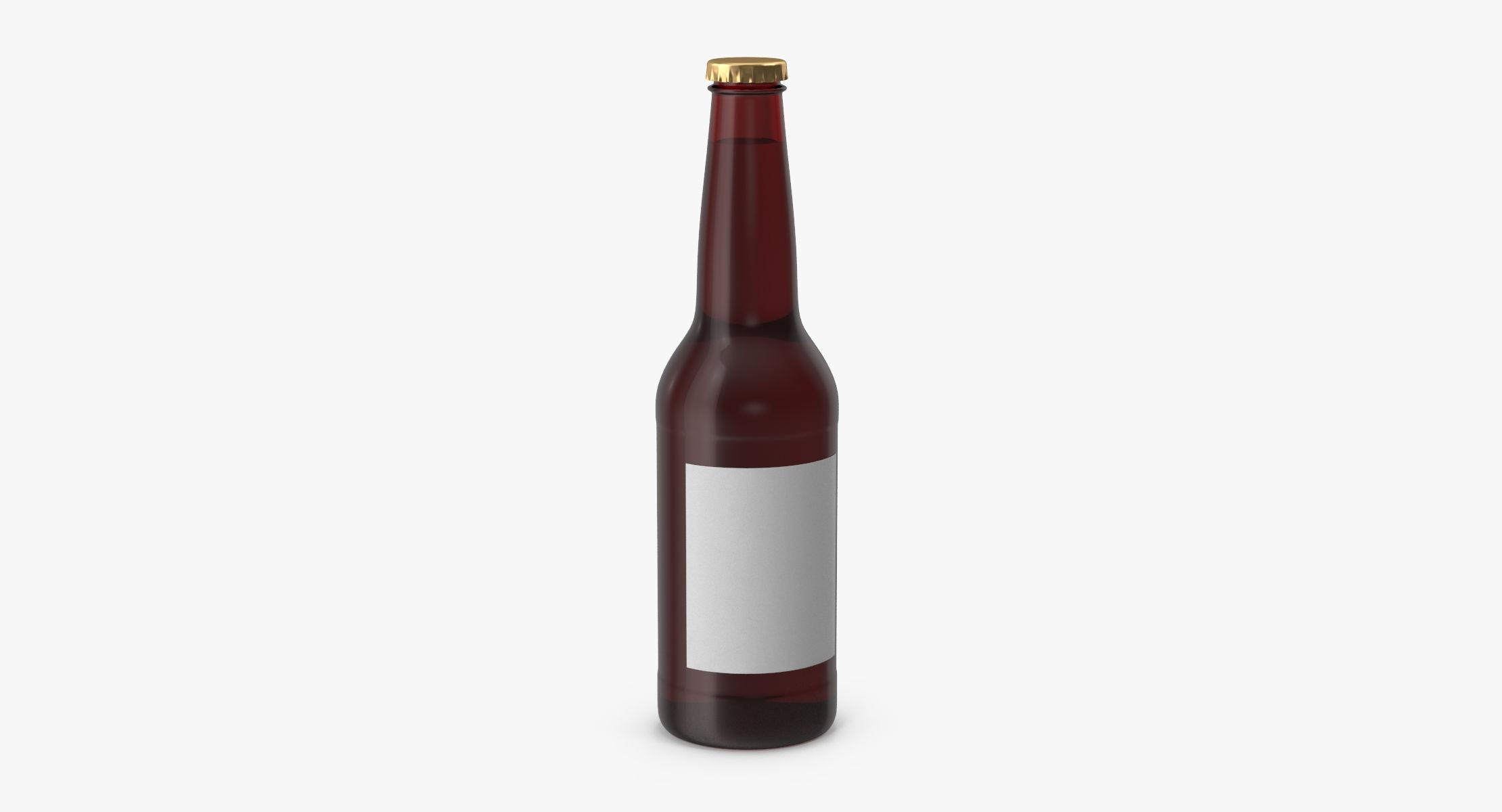 Beer Bottle Brown - reel 1