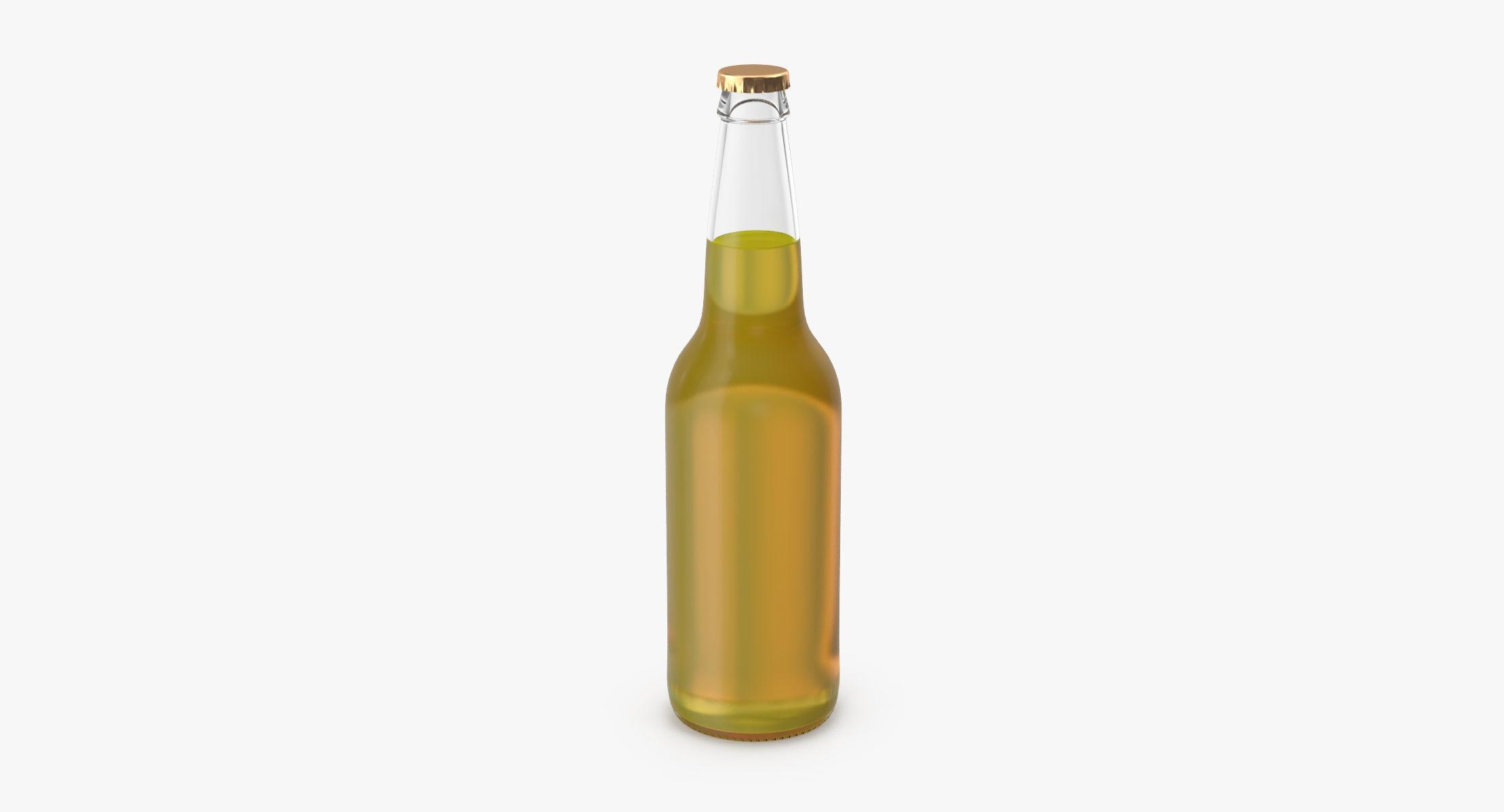 Beer Bottle Yellow - reel 1