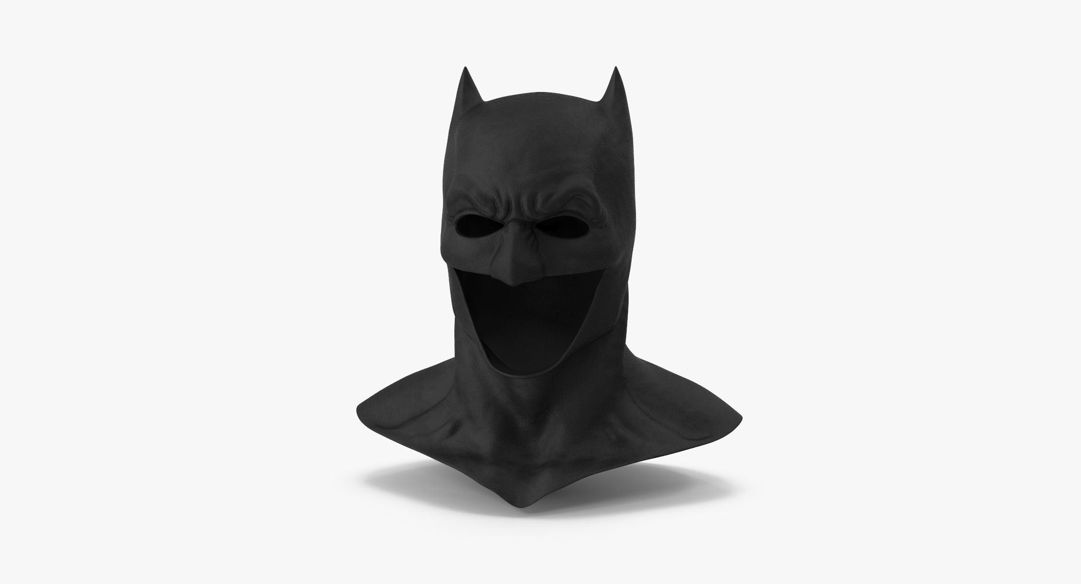 Batman Cowl - reel 1