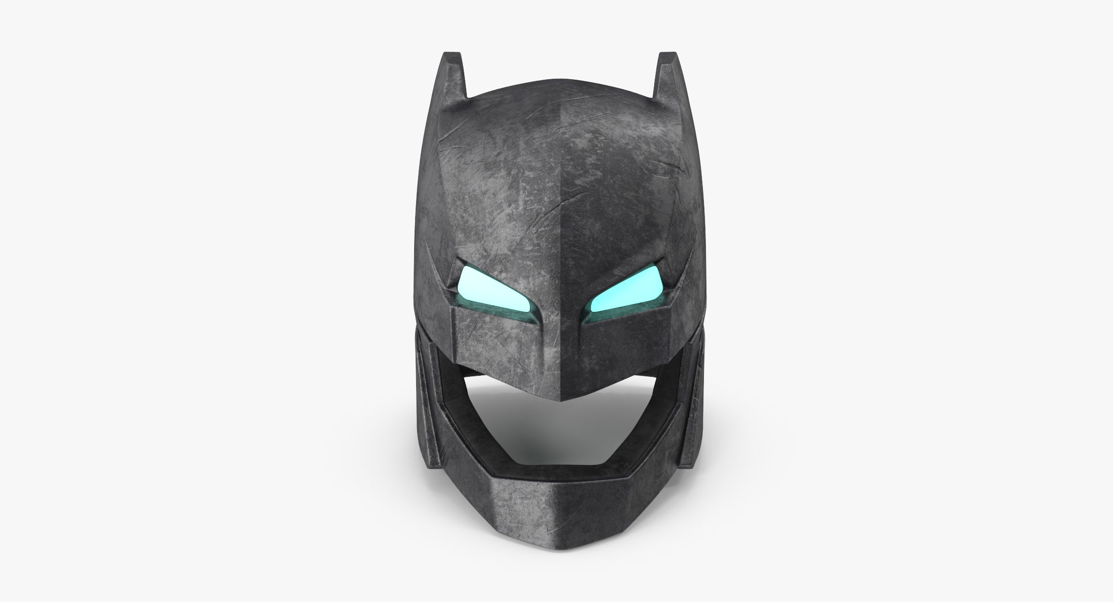 Batman Power Armor Helmet - reel 1