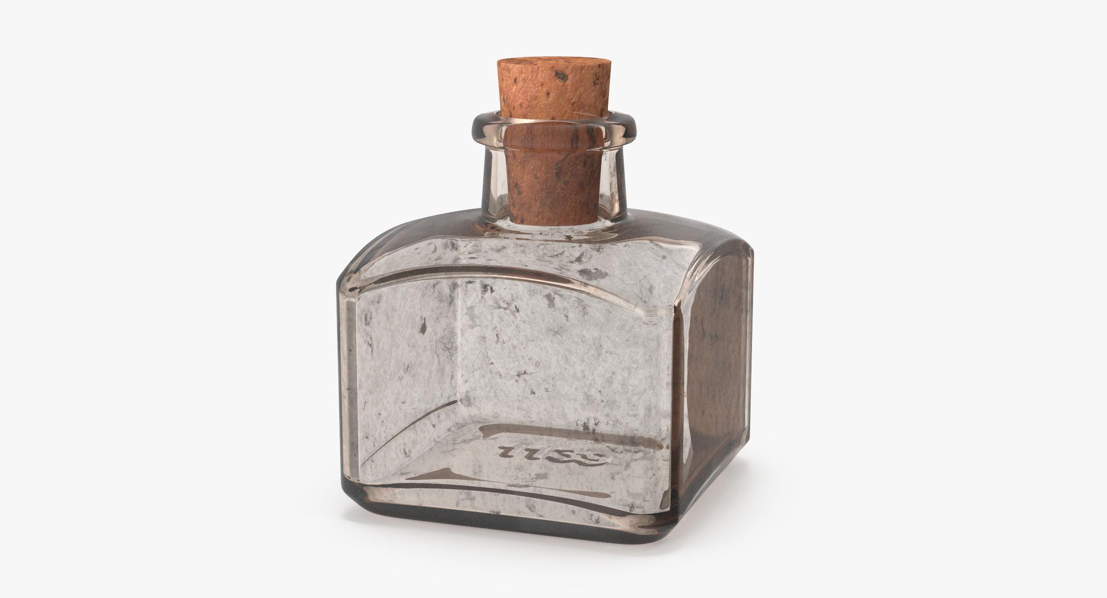 Old Glass Bottle 04 - reel 1