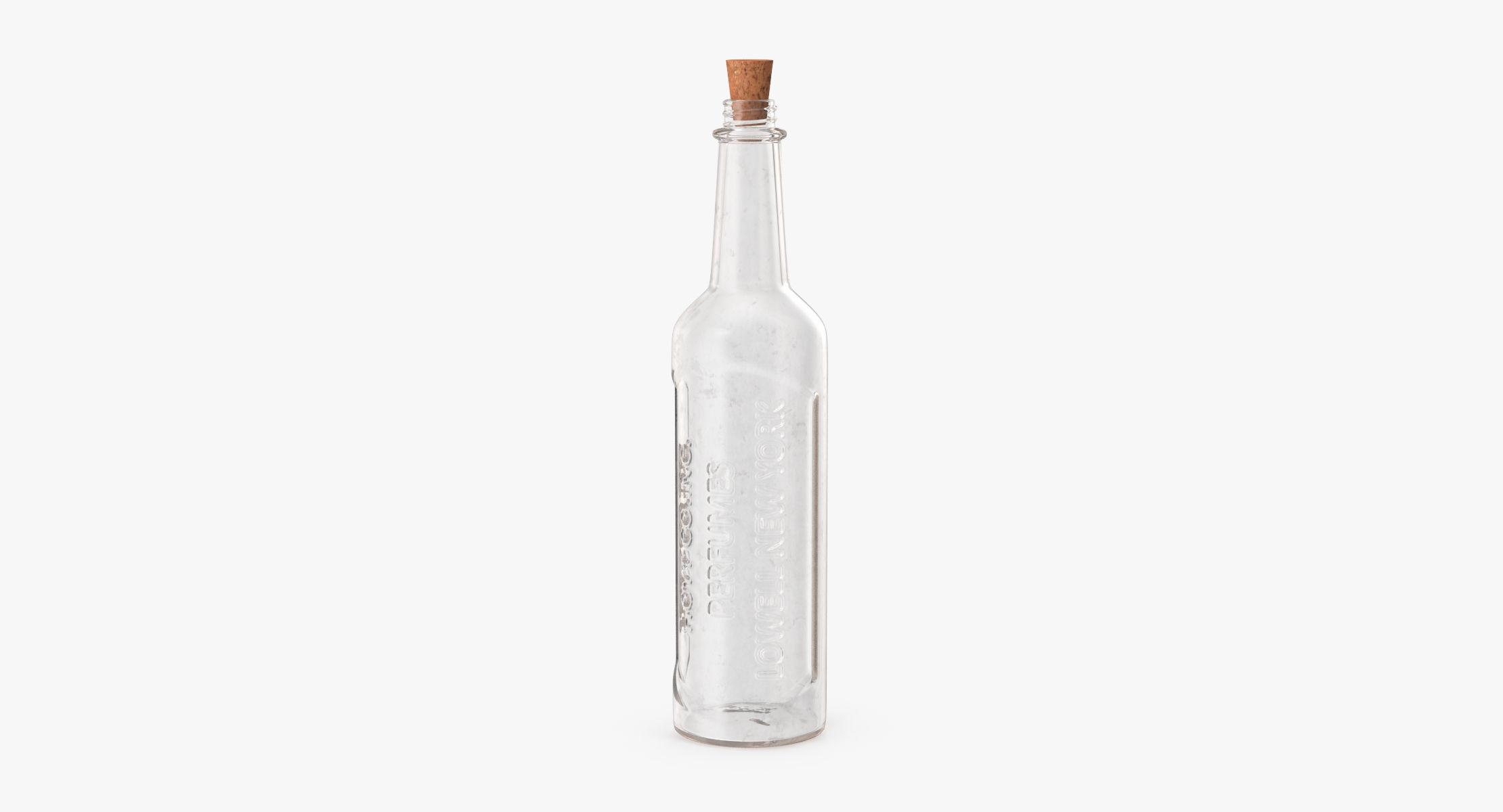 Old Glass Bottle 05 - reel 1
