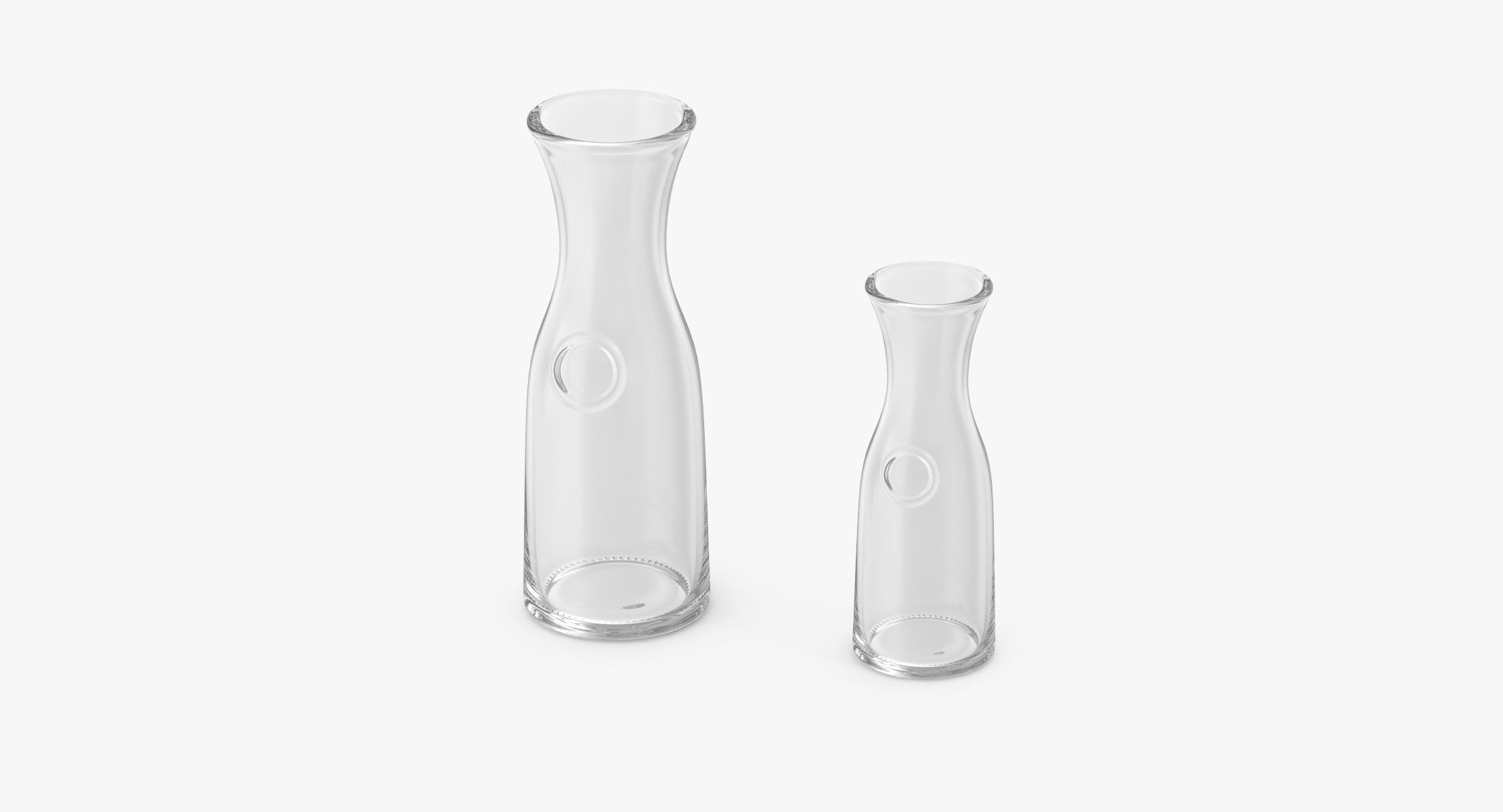 Glass Carafe - reel 1