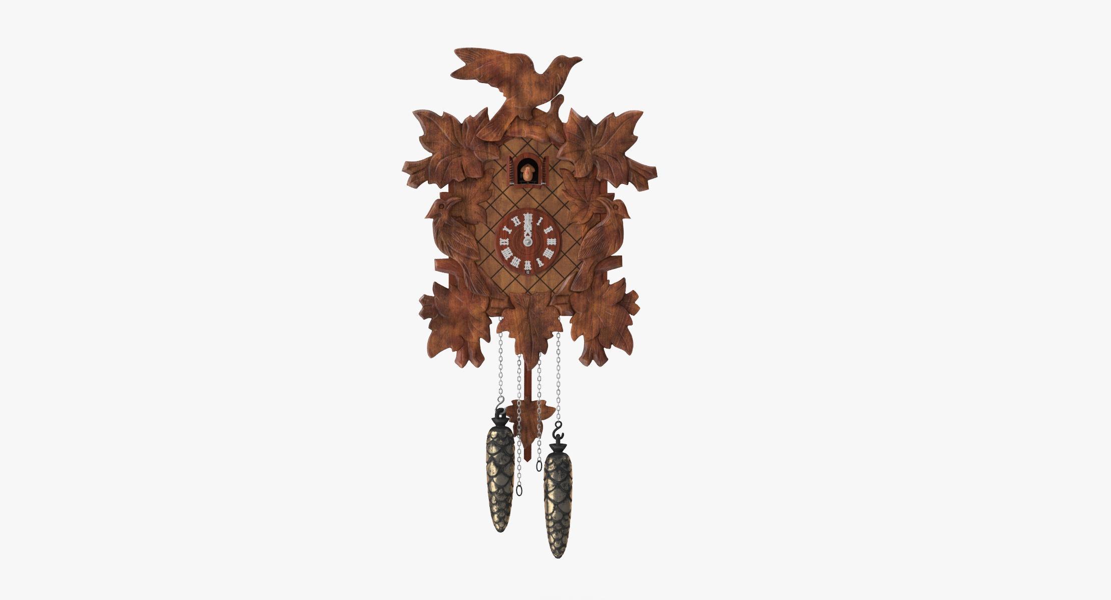 Cuckoo Clock - reel 1