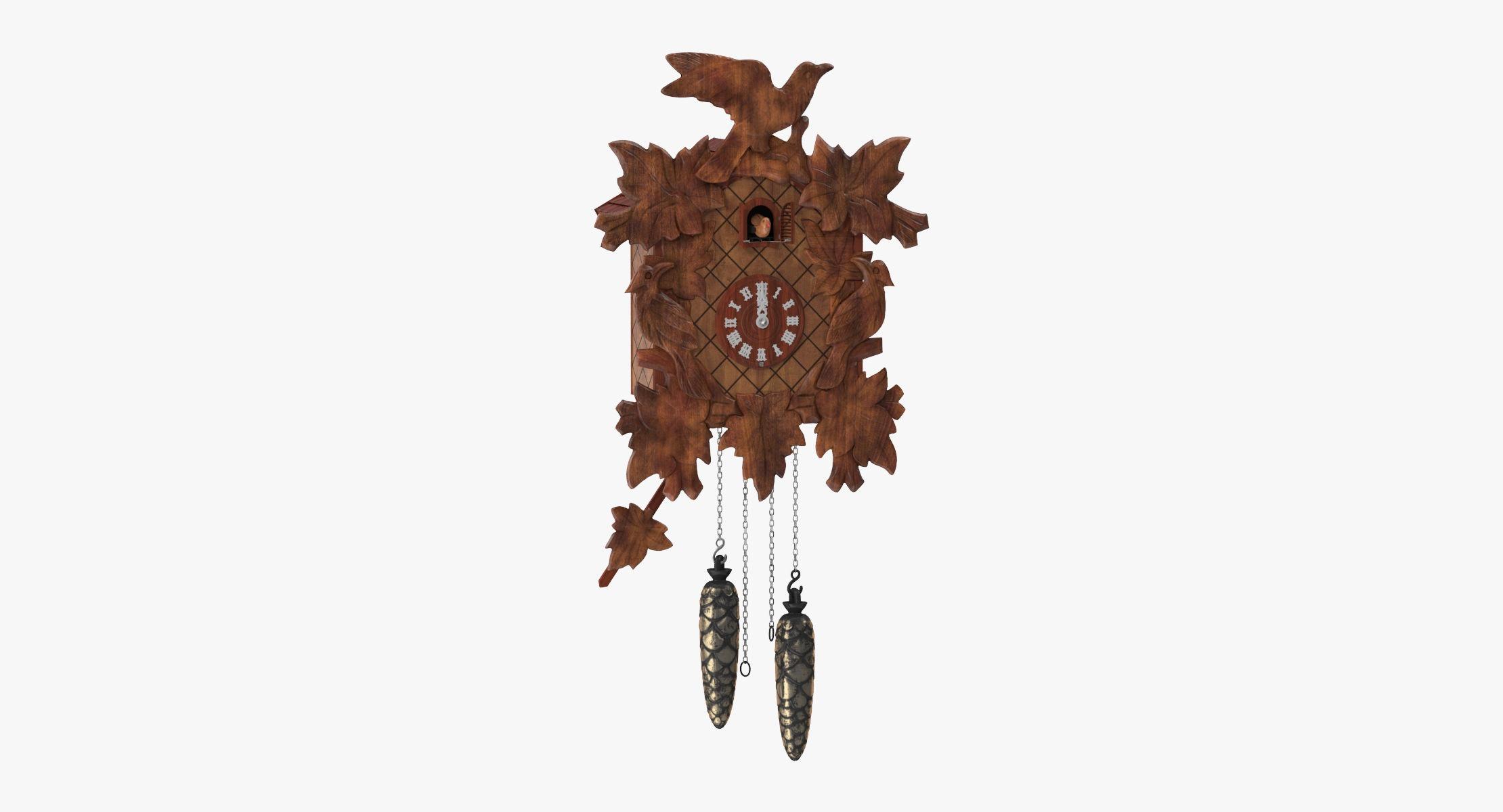 Cuckoo Clock - reel 2