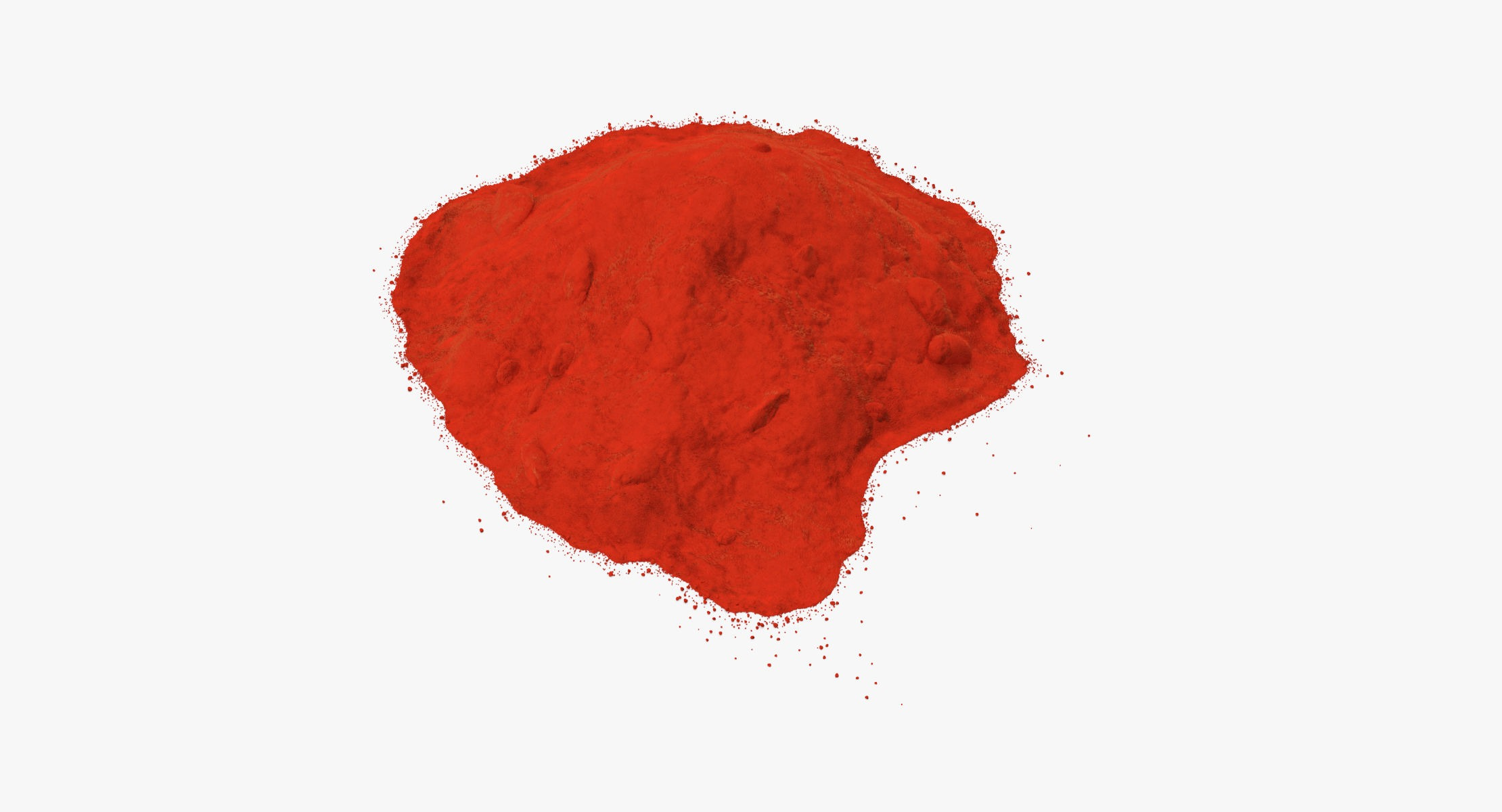 Red Curry Powder - reel 1