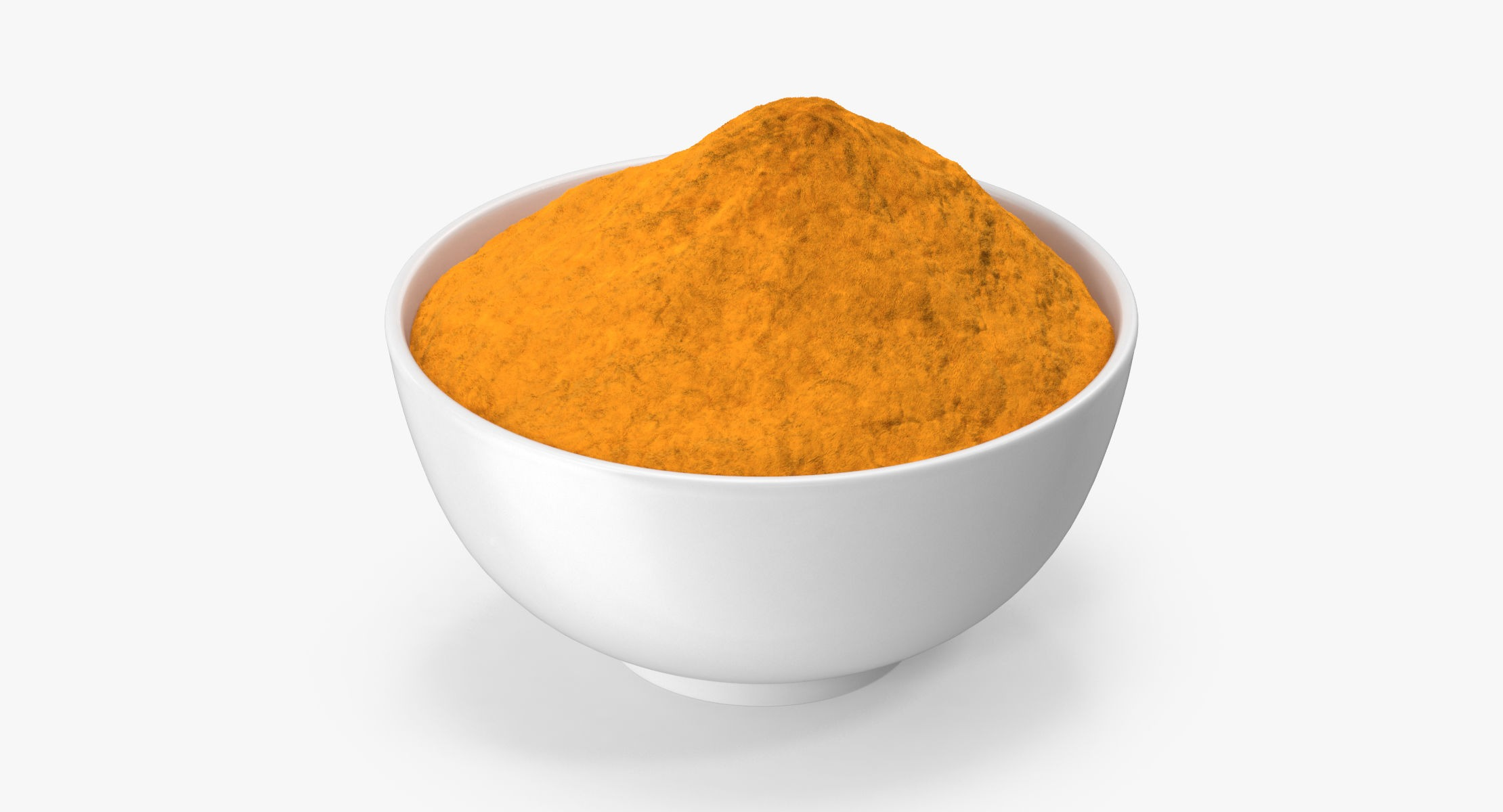 Bowl of Turmeric - reel 1