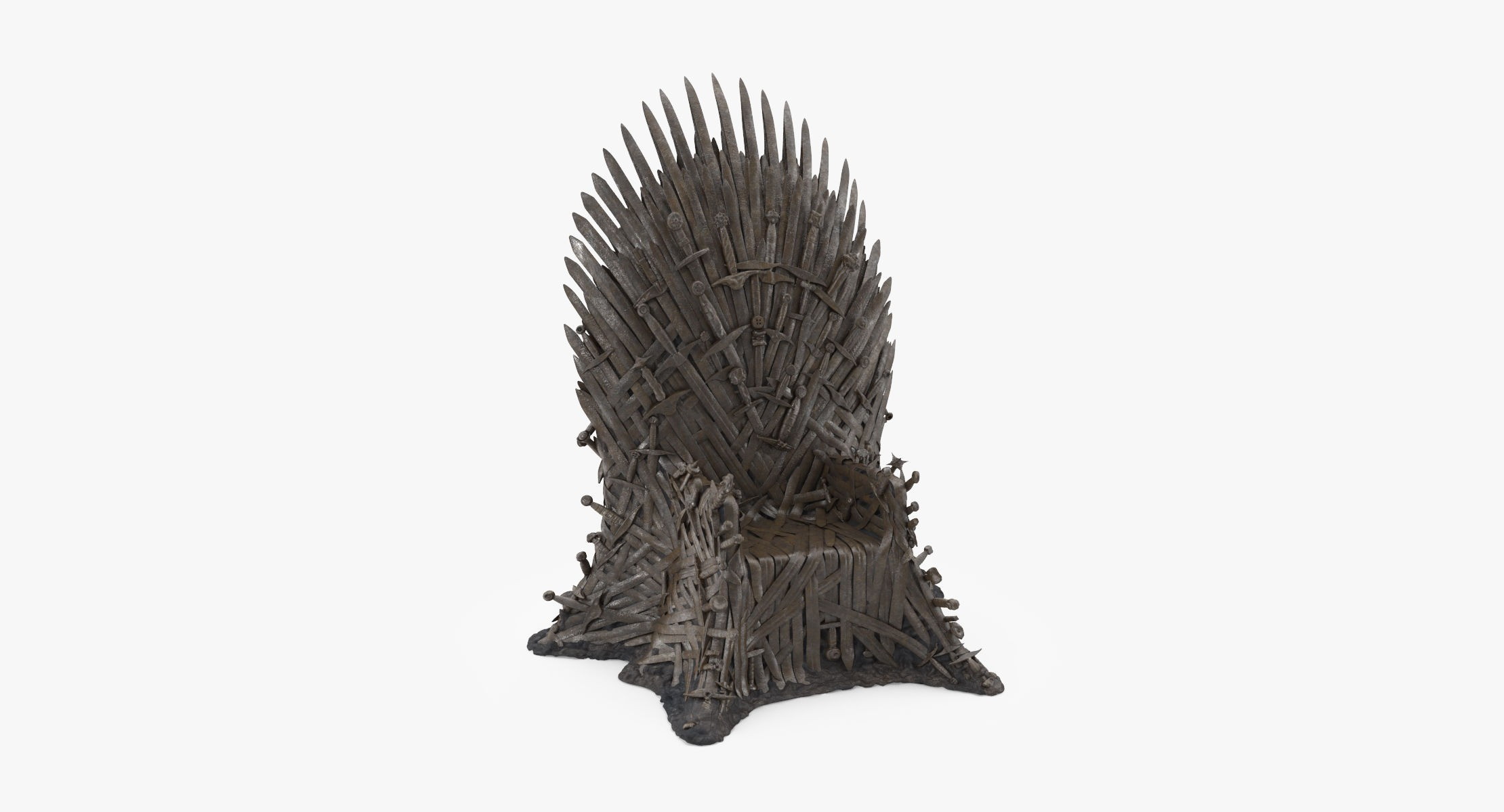 Iron Throne - reel 1