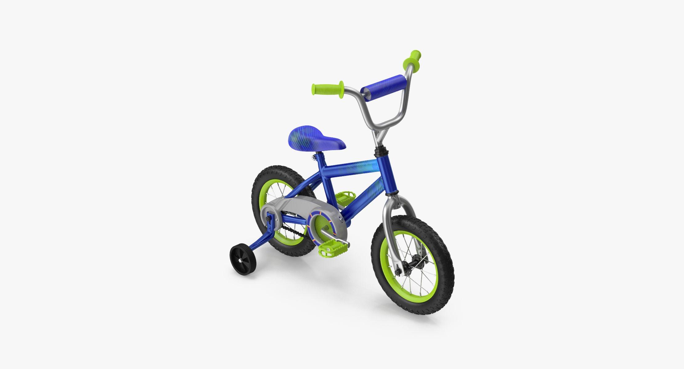 Little Boy Bicycle - reel 1
