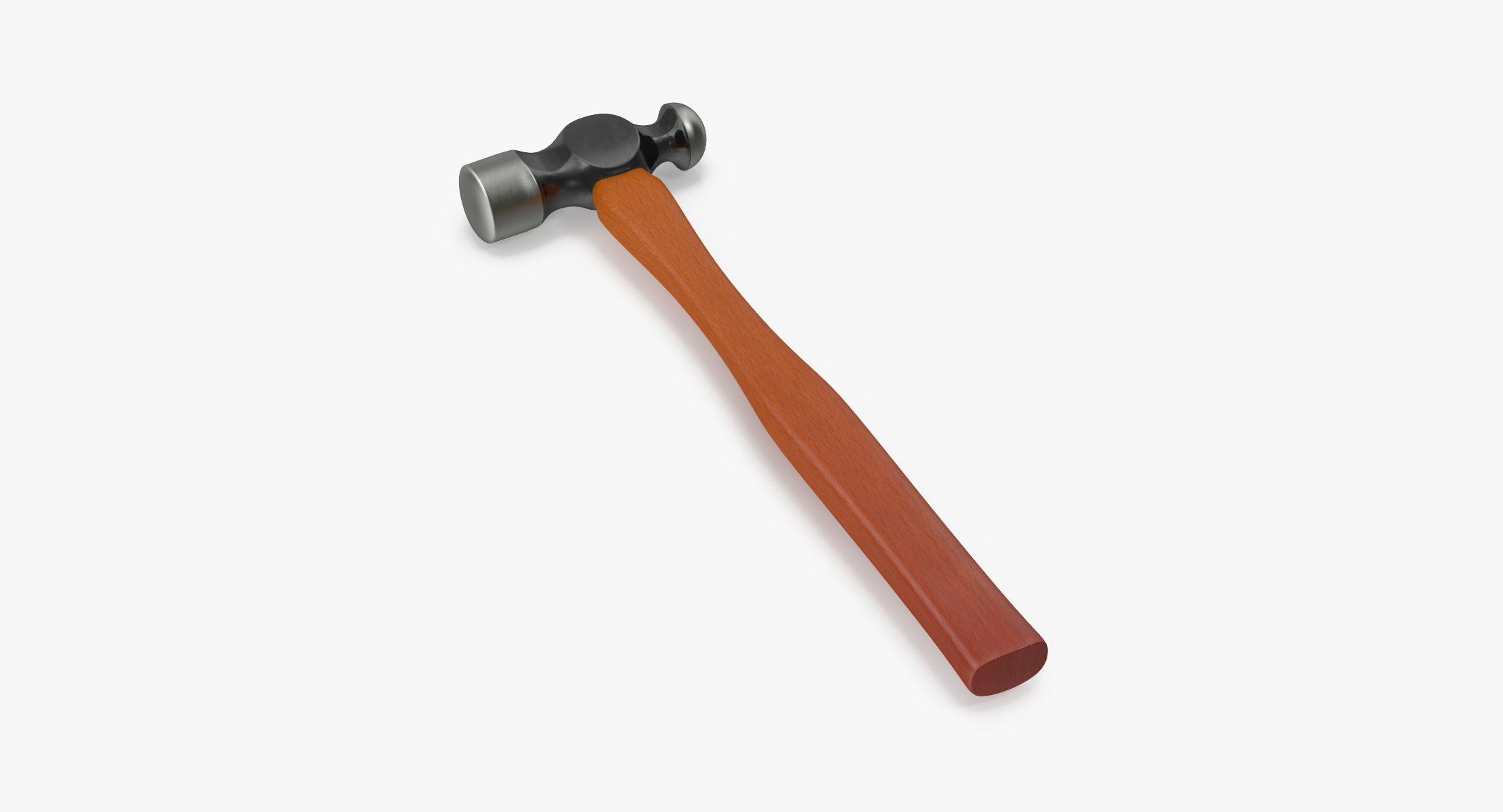 Ball Peen Hammer - reel 1