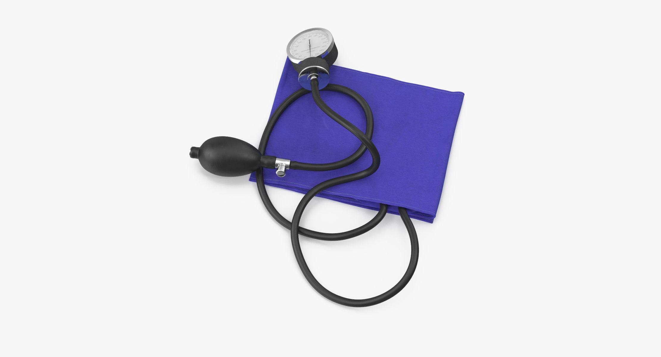 Blood Pressure Monitor - reel 1