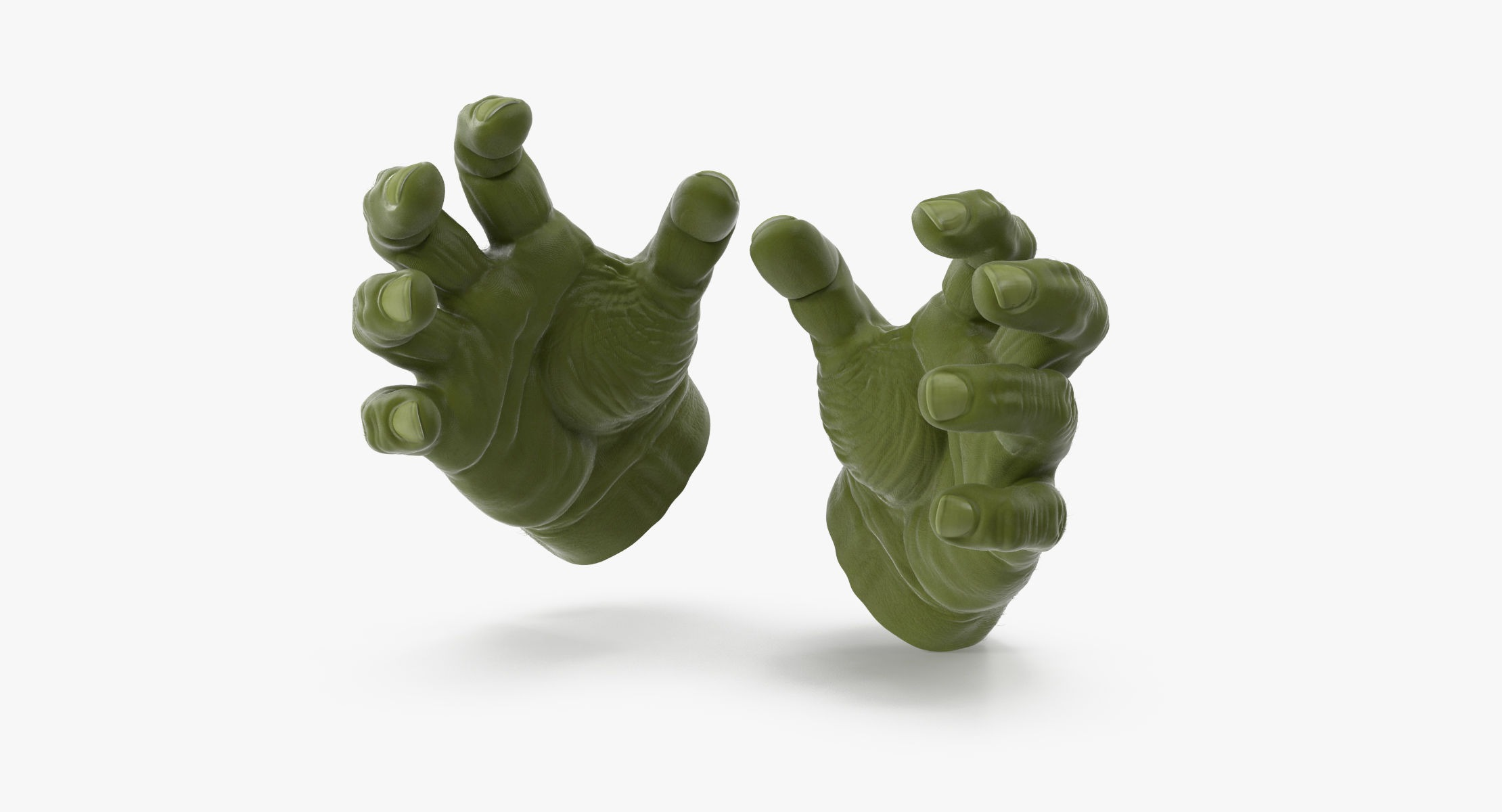 Hulk Hands Open - reel 1