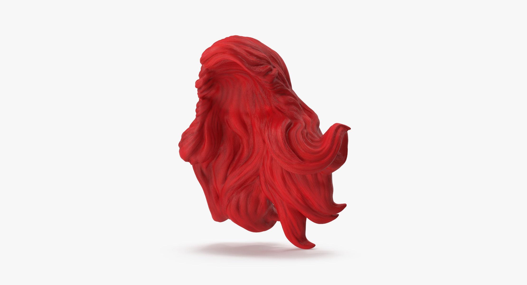 Ariel Wig - reel 1