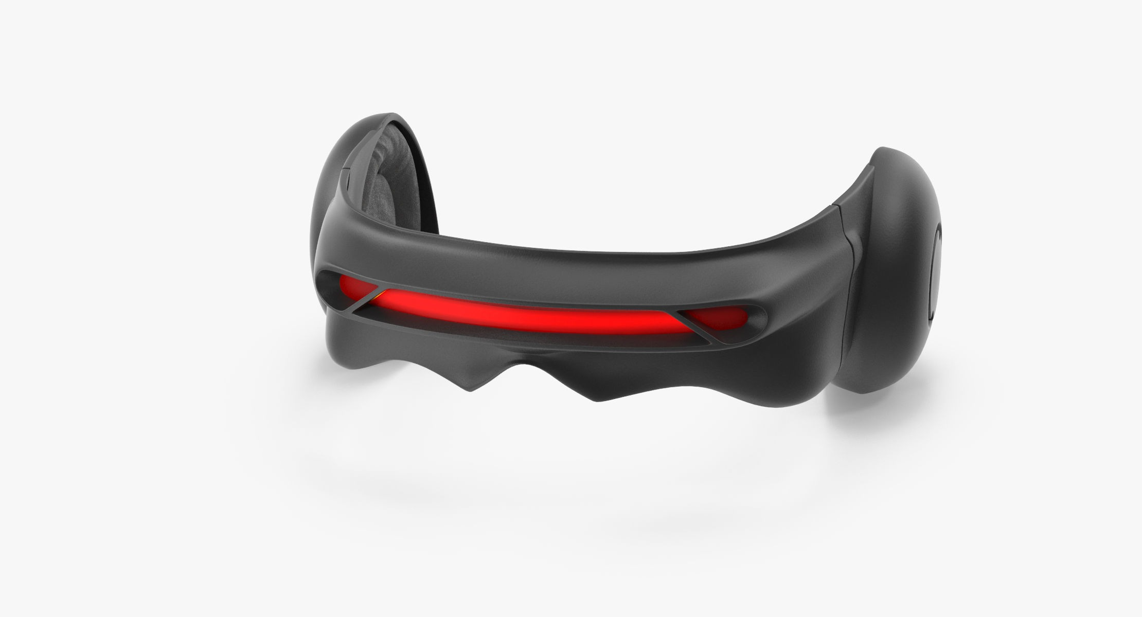 Cyclops Visor Illuminated - reel 1