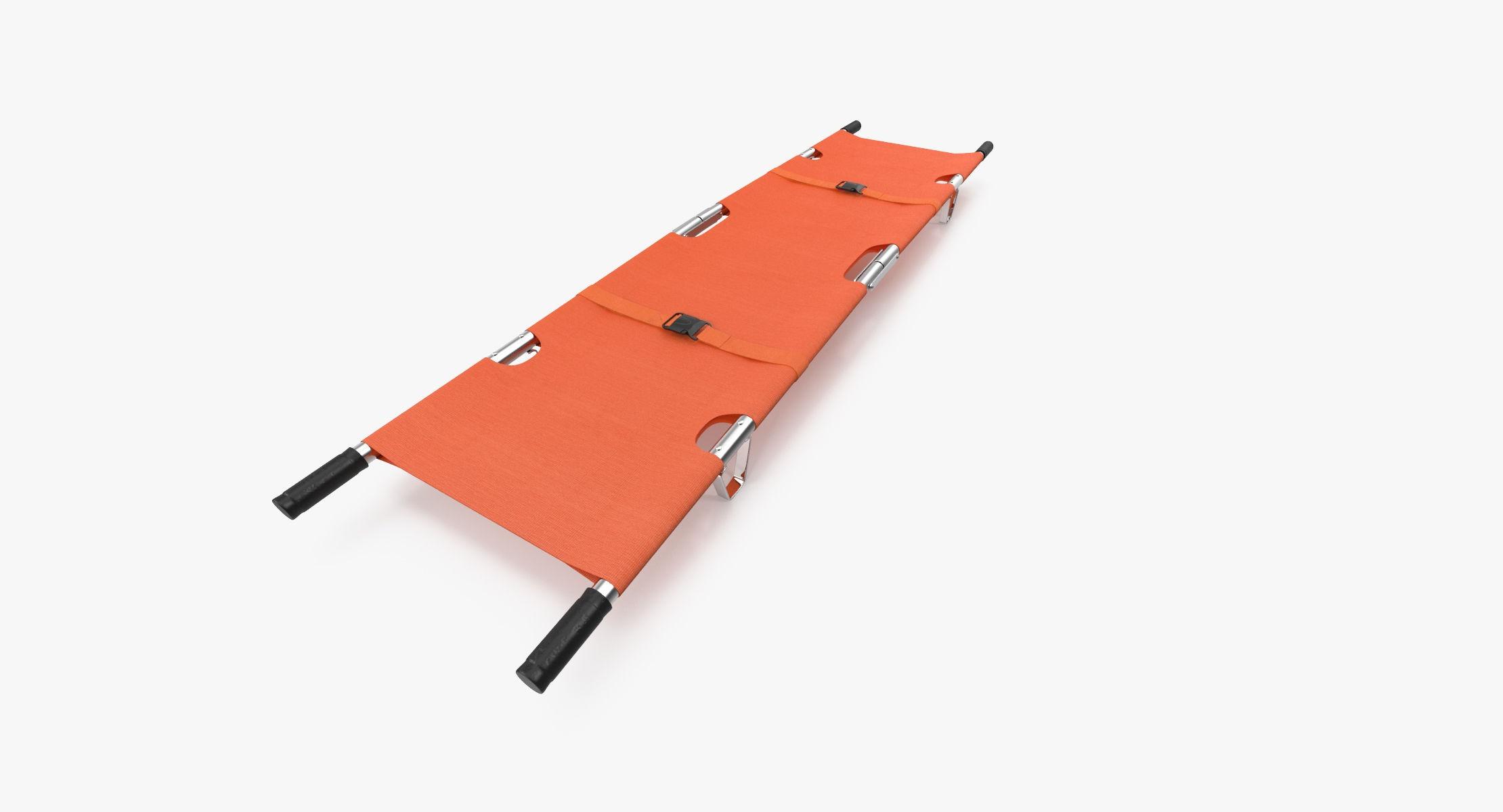 Stretcher - reel 1